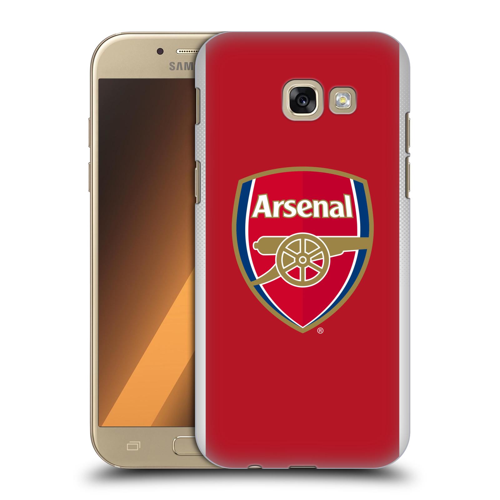 Plastové pouzdro na mobil Samsung Galaxy A5 (2017) - Head Case - Arsenal FC - Logo klubu