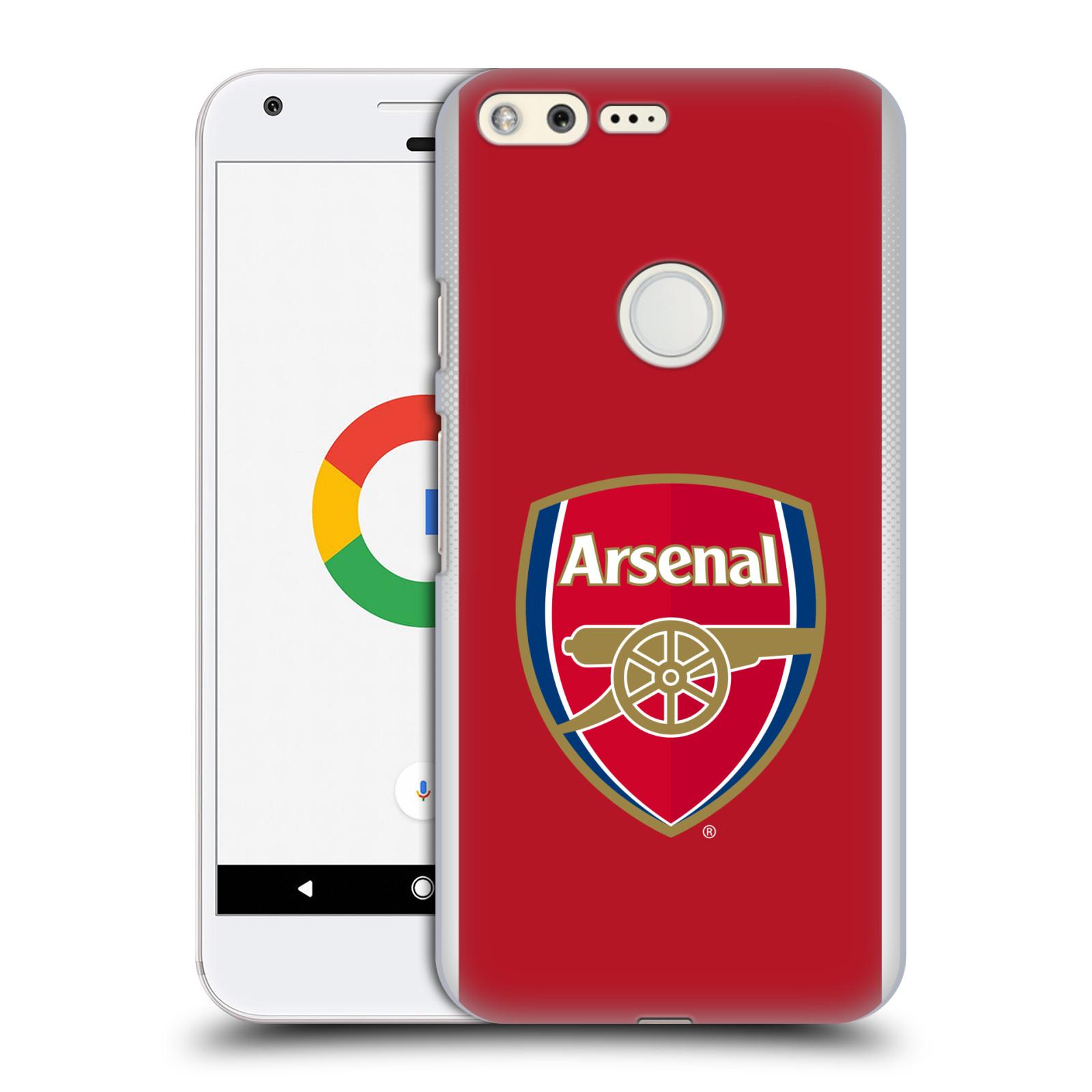 Plastové pouzdro na mobil Google Pixel - Head Case - Arsenal FC - Logo klubu