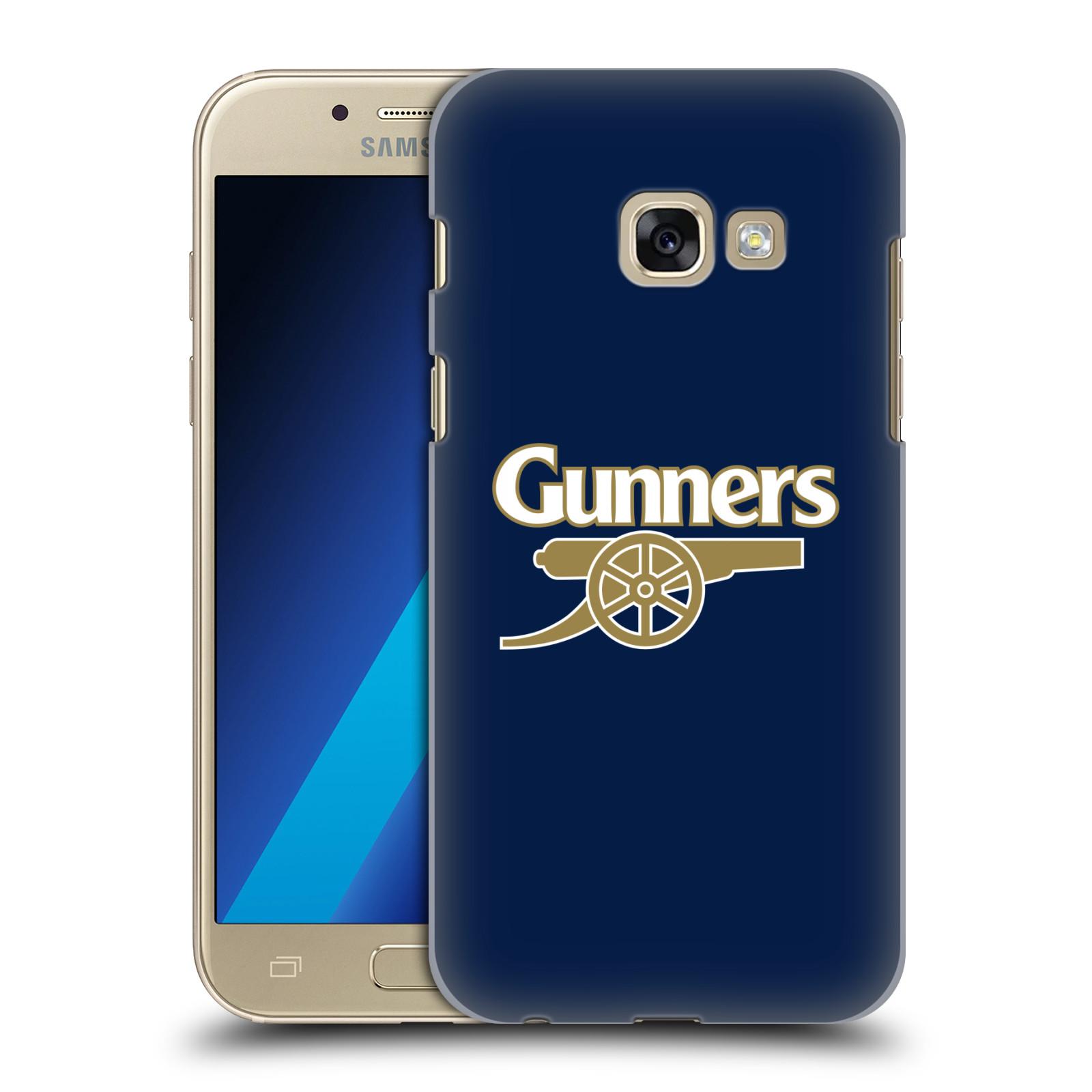 Plastové pouzdro na mobil Samsung Galaxy A3 (2017) - Head Case - Arsenal FC - Gunners