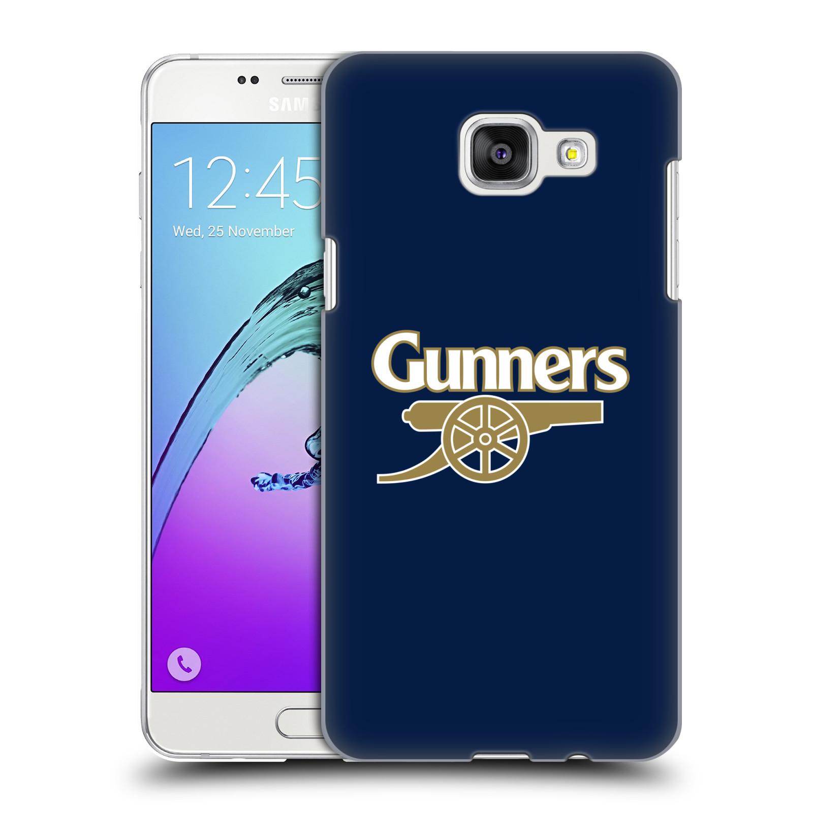 Plastové pouzdro na mobil Samsung Galaxy A5 (2016) - Head Case - Arsenal FC - Gunners