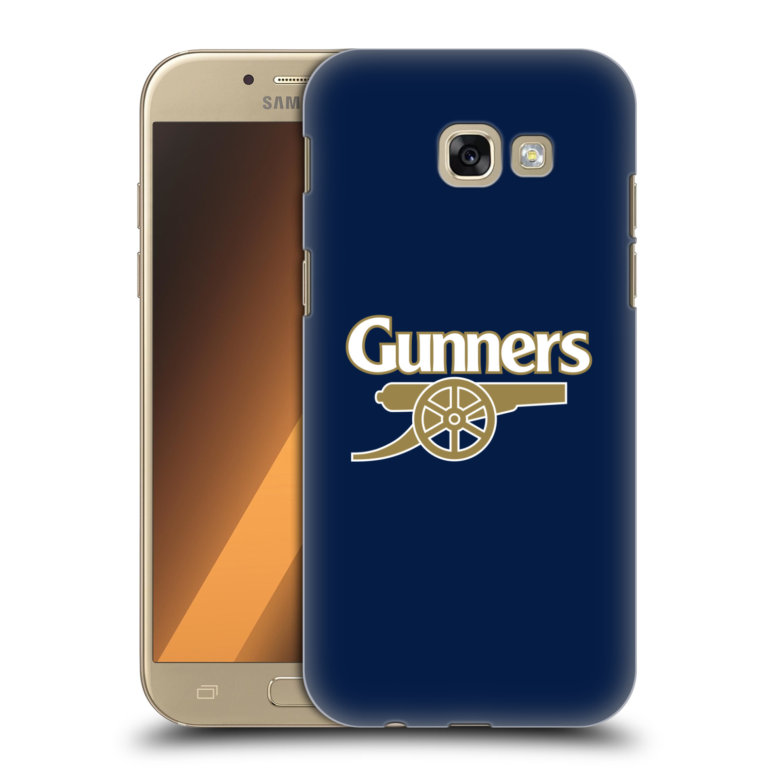 Plastové pouzdro na mobil Samsung Galaxy A5 (2017) - Head Case - Arsenal FC - Gunners