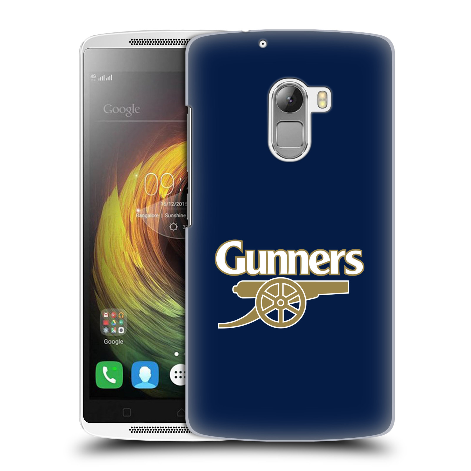 Plastové pouzdro na mobil Lenovo A7010 - Head Case - Arsenal FC - Gunners