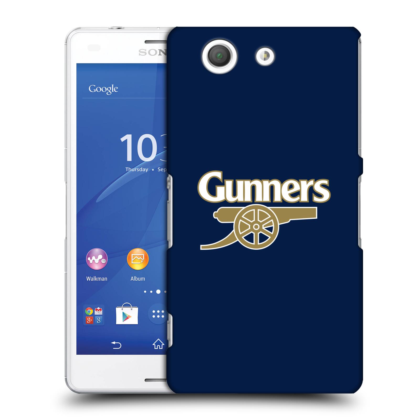 Plastové pouzdro na mobil Sony Xperia Z3 Compact D5803 - Head Case - Arsenal FC - Gunners