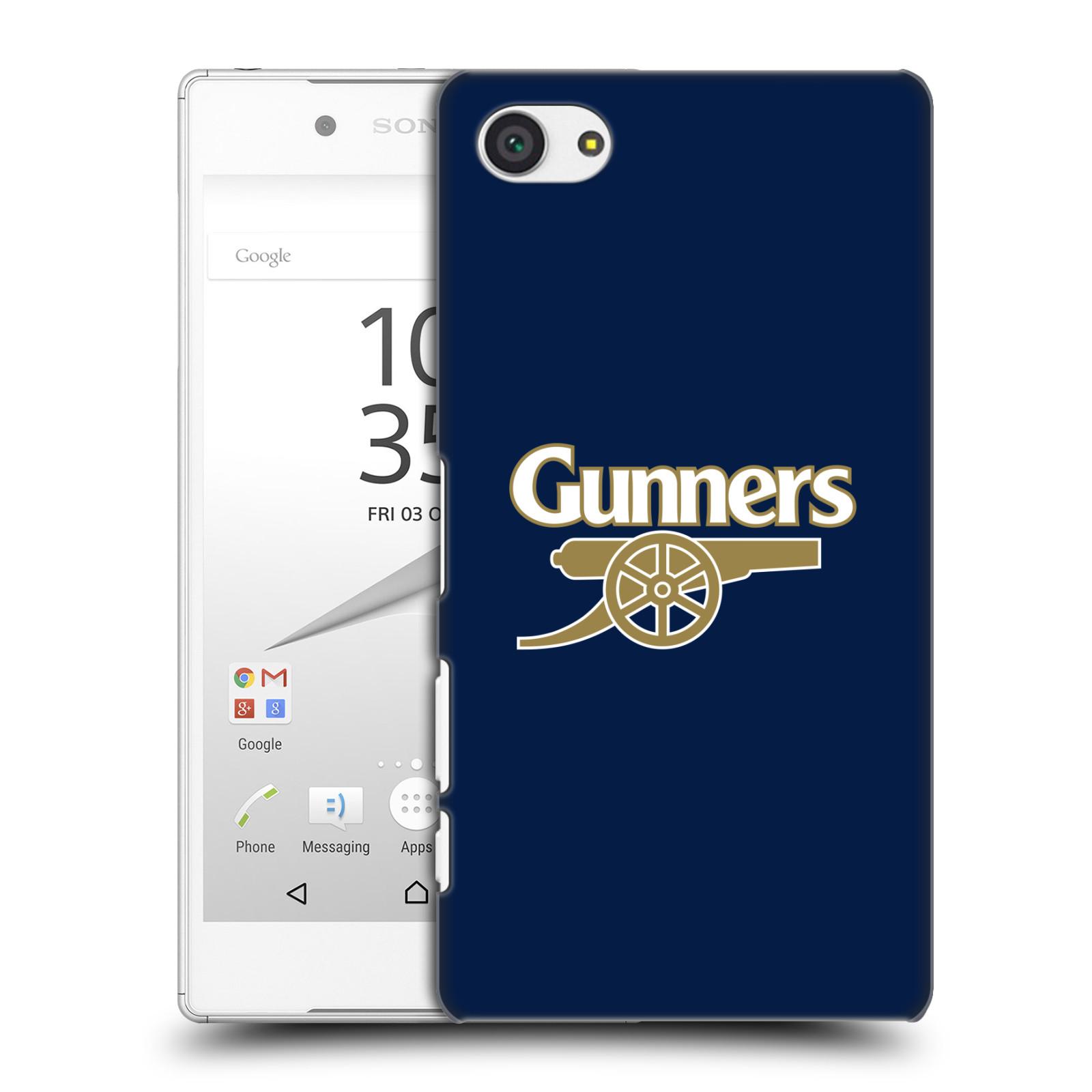 Plastové pouzdro na mobil Sony Xperia Z5 Compact - Head Case - Arsenal FC - Gunners