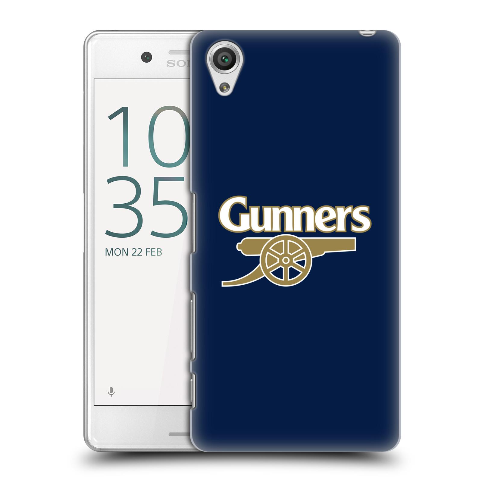 Plastové pouzdro na mobil Sony Xperia X Performance - Head Case - Arsenal FC - Gunners