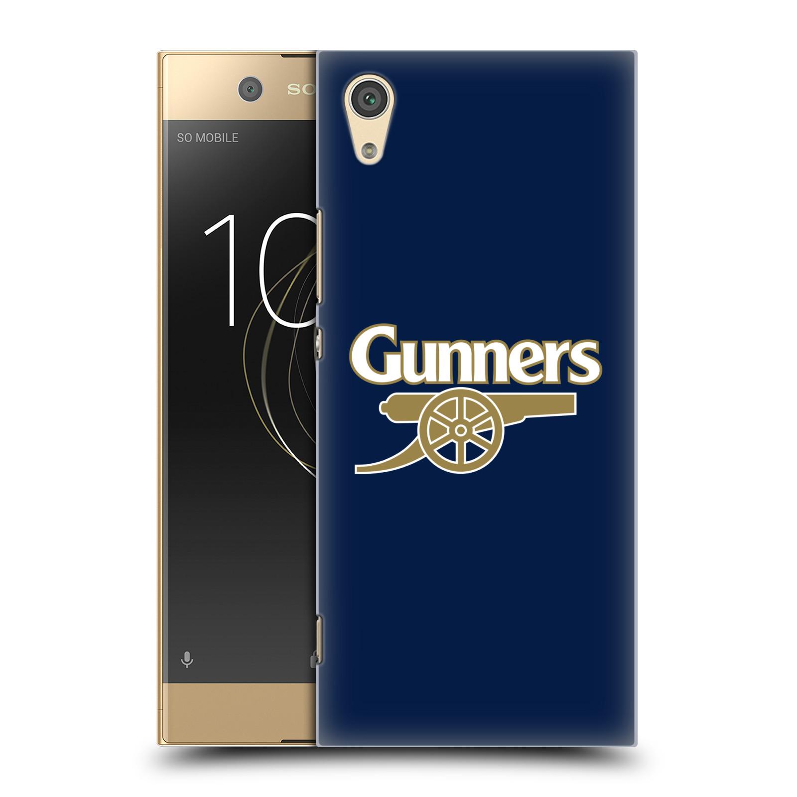 Plastové pouzdro na mobil Sony Xperia XA1 - Head Case - Arsenal FC - Gunners