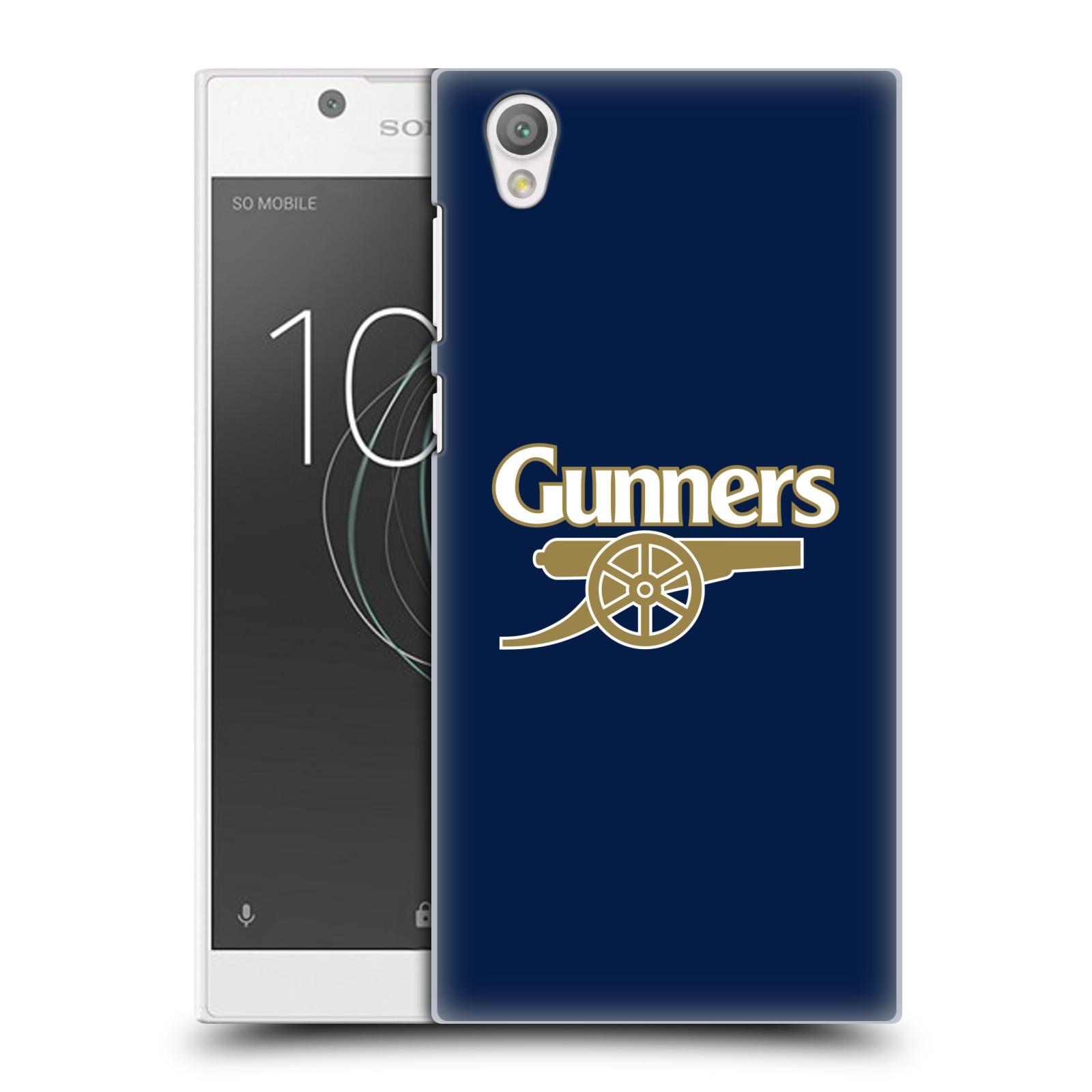 Plastové pouzdro na mobil Sony Xperia L1 - Head Case - Arsenal FC - Gunners