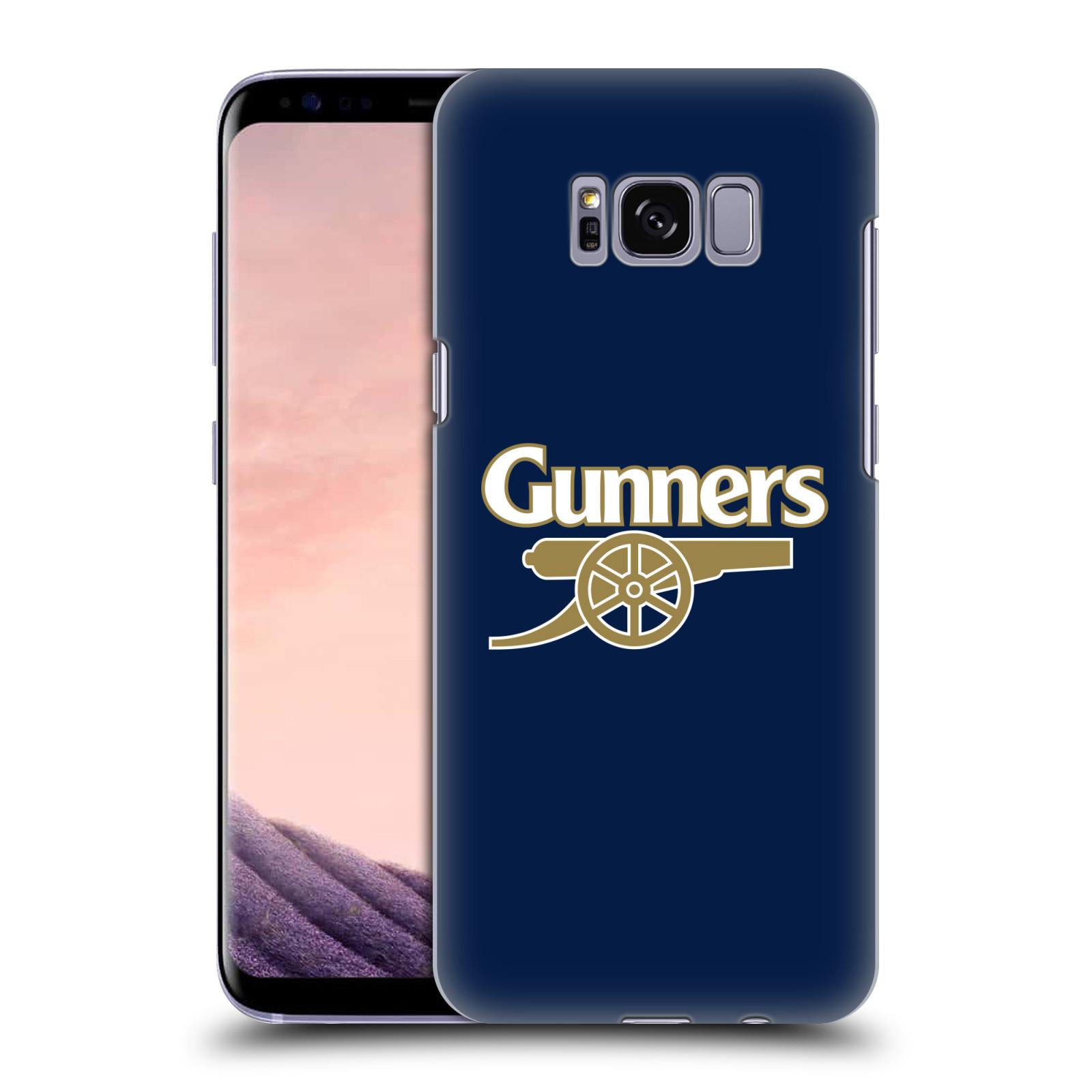 Plastové pouzdro na mobil Samsung Galaxy S8 - Head Case - Arsenal FC - Gunners