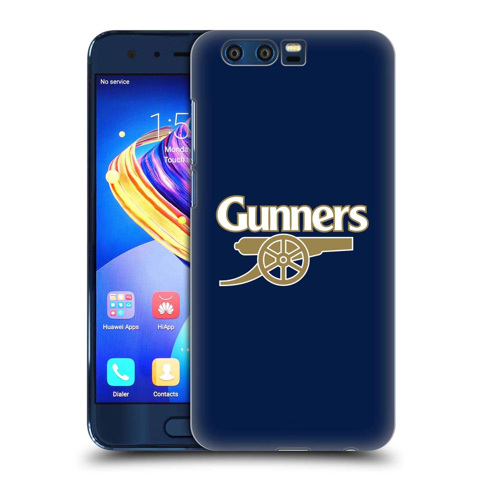 Plastové pouzdro na mobil Honor 9 - Head Case - Arsenal FC - Gunners