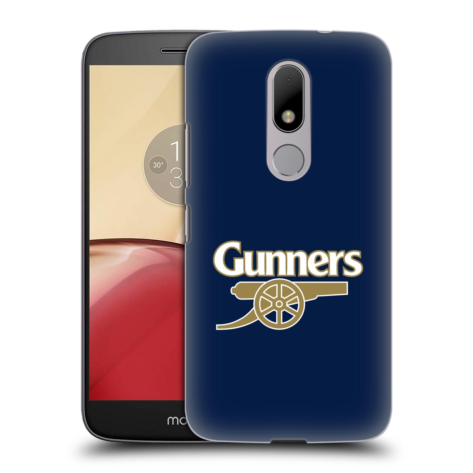 Plastové pouzdro na mobil Lenovo Moto M - Head Case - Arsenal FC - Gunners