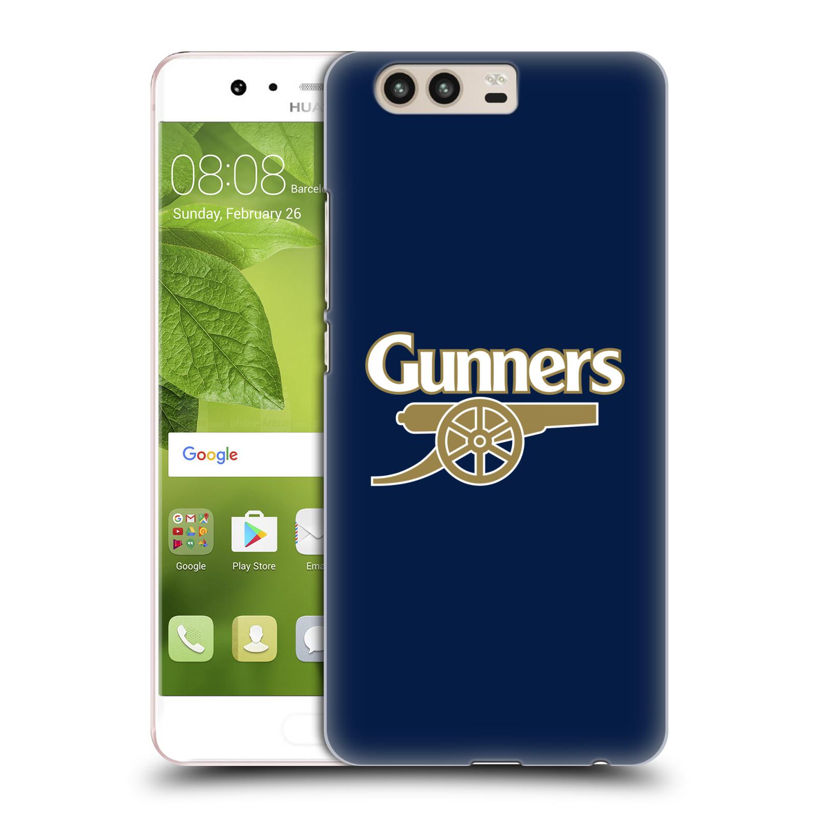 Plastové pouzdro na mobil Huawei P10 - Head Case - Arsenal FC - Gunners