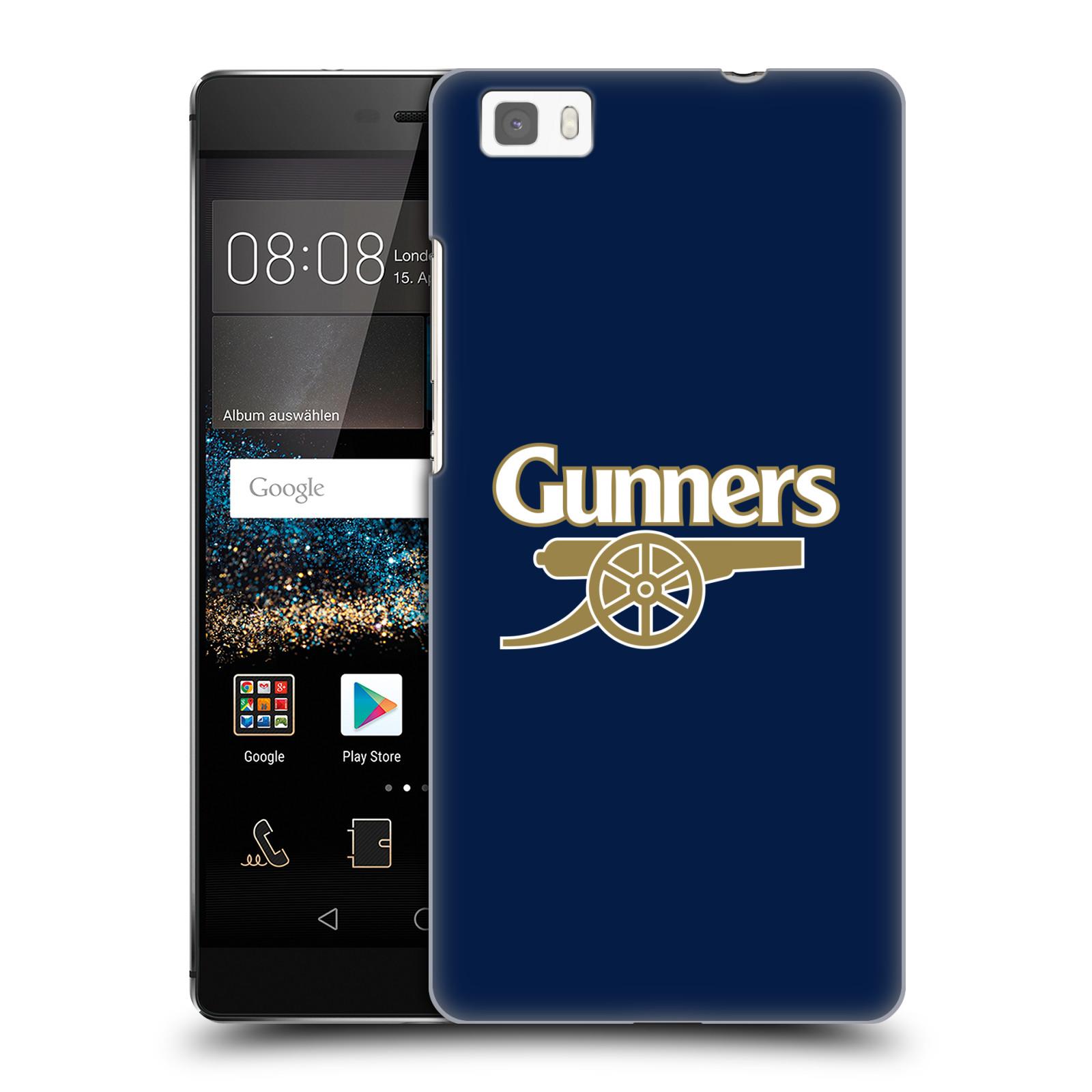 Plastové pouzdro na mobil Huawei P8 Lite - Head Case - Arsenal FC - Gunners