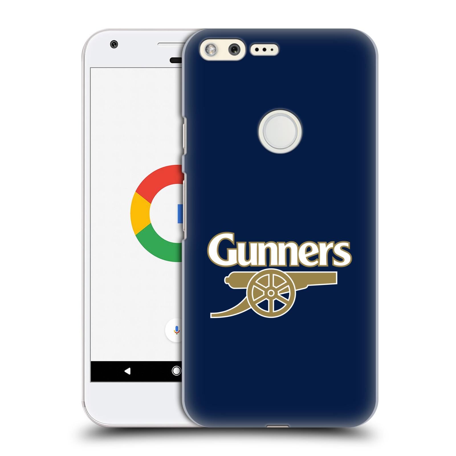 Plastové pouzdro na mobil Google Pixel - Head Case - Arsenal FC - Gunners