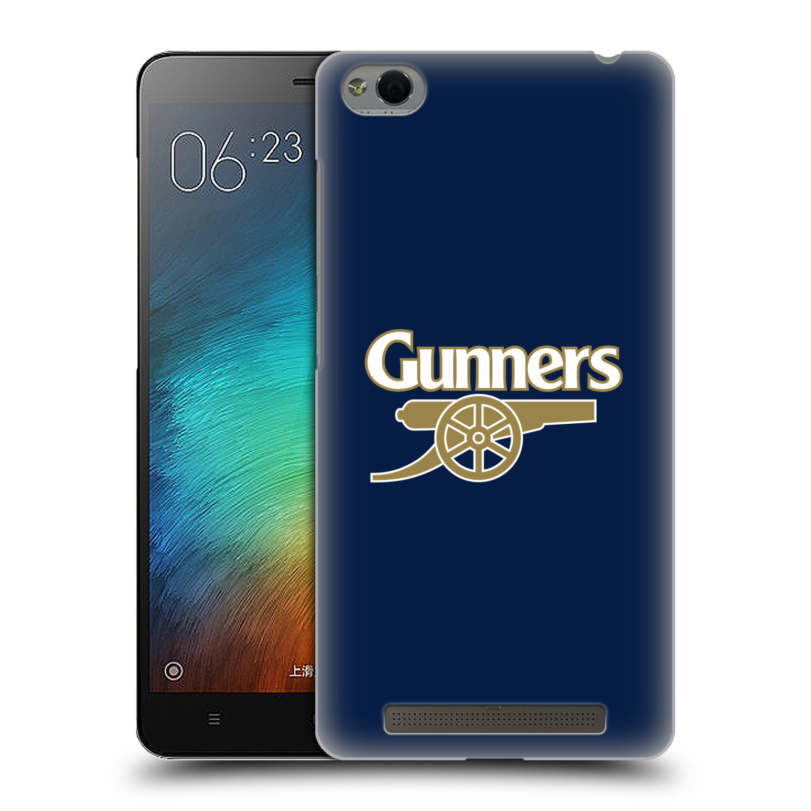 Plastové pouzdro na mobil Xiaomi Redmi 3 - Head Case - Arsenal FC - Gunners