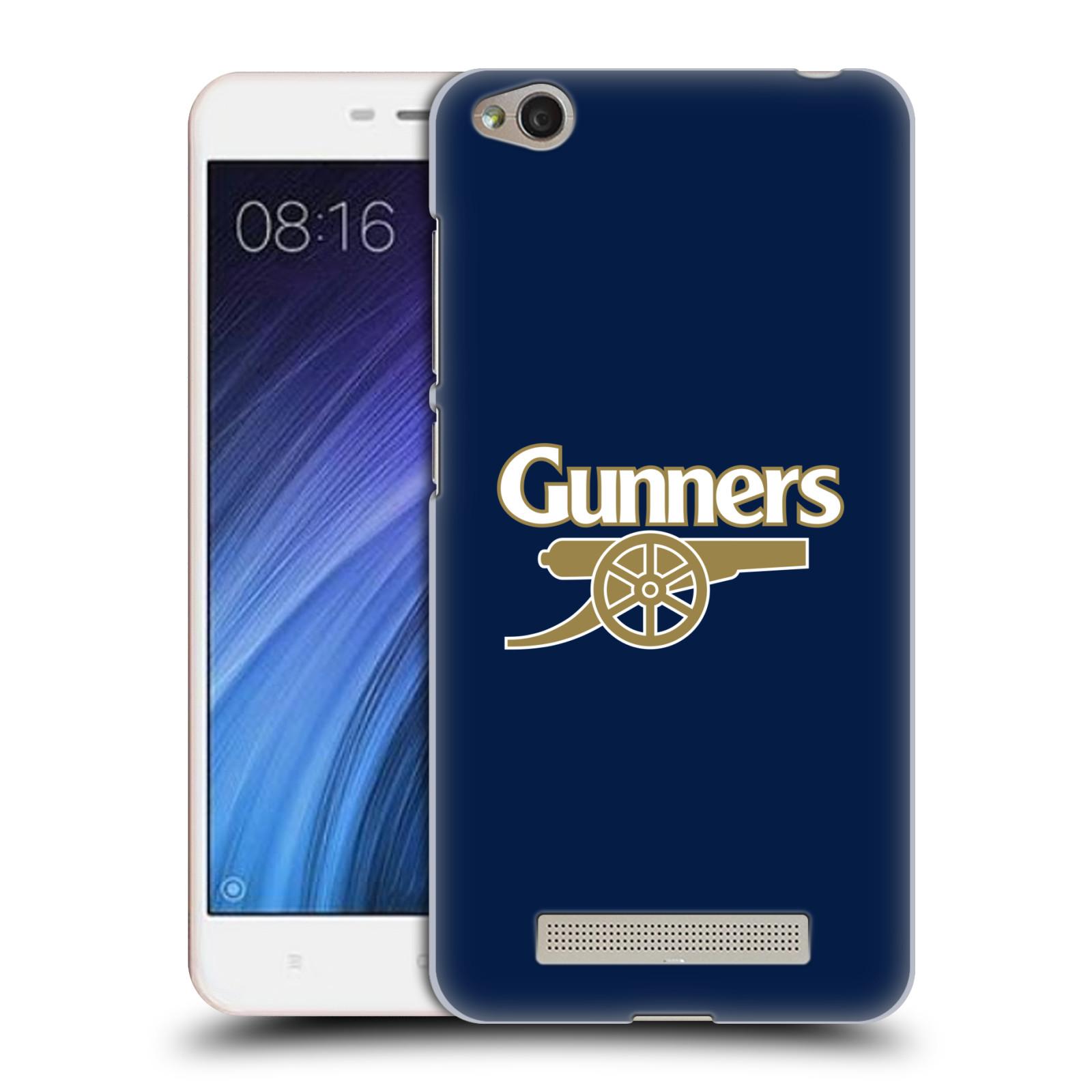 Plastové pouzdro na mobil Xiaomi Redmi 4A - Head Case - Arsenal FC - Gunners