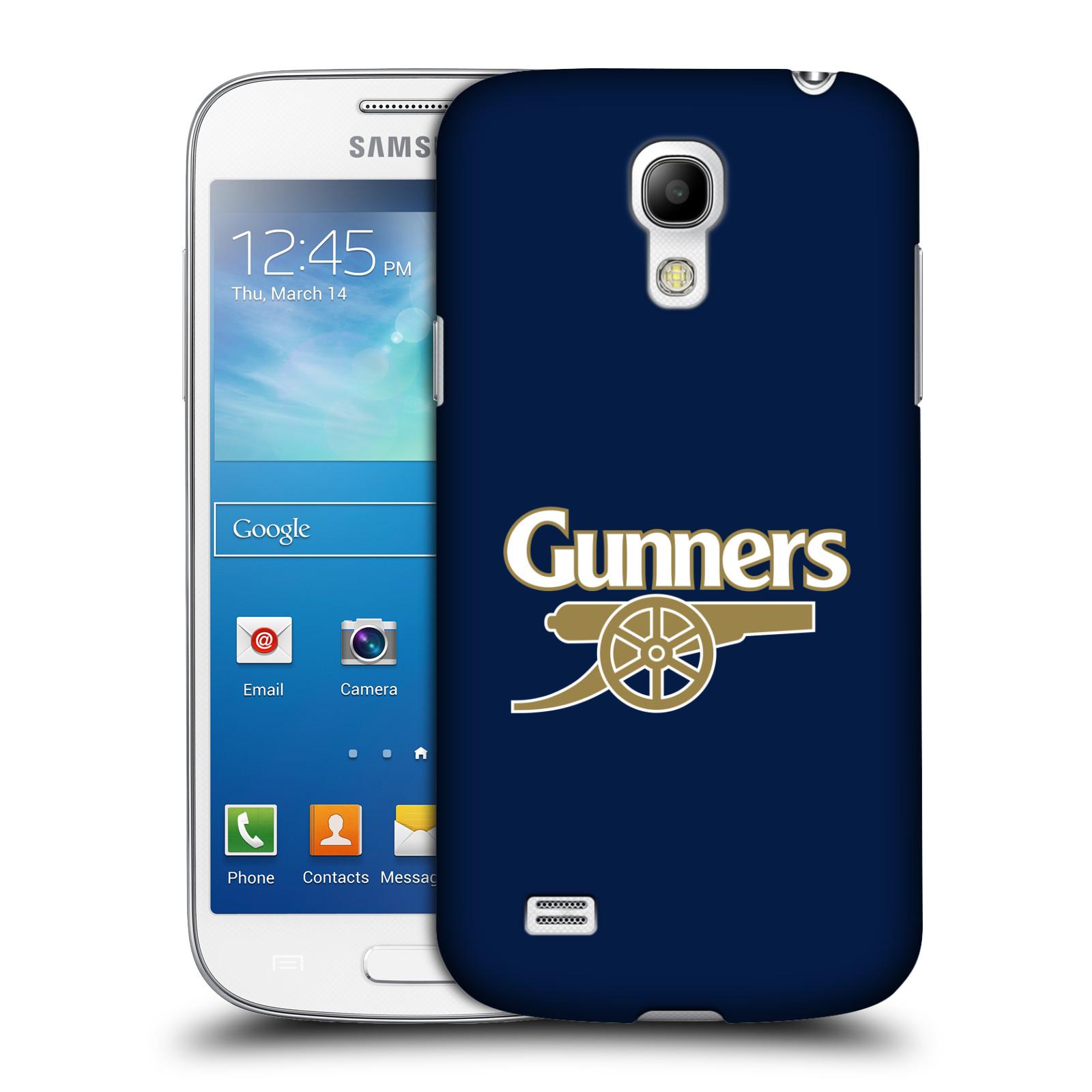 Plastové pouzdro na mobil Samsung Galaxy S4 Mini - Head Case - Arsenal FC - Gunners