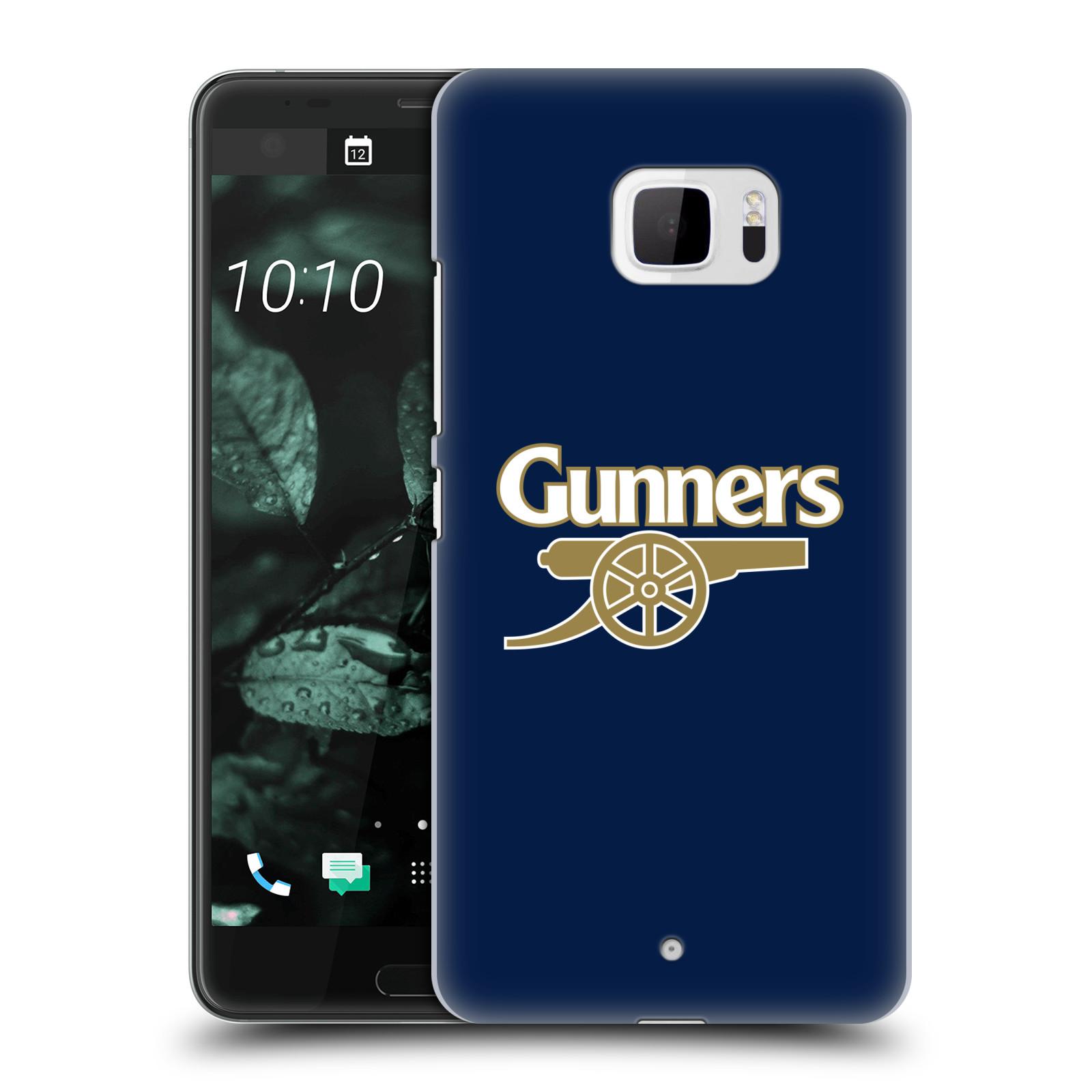 Plastové pouzdro na mobil HTC U Ultra Head Case - Arsenal FC - Gunners