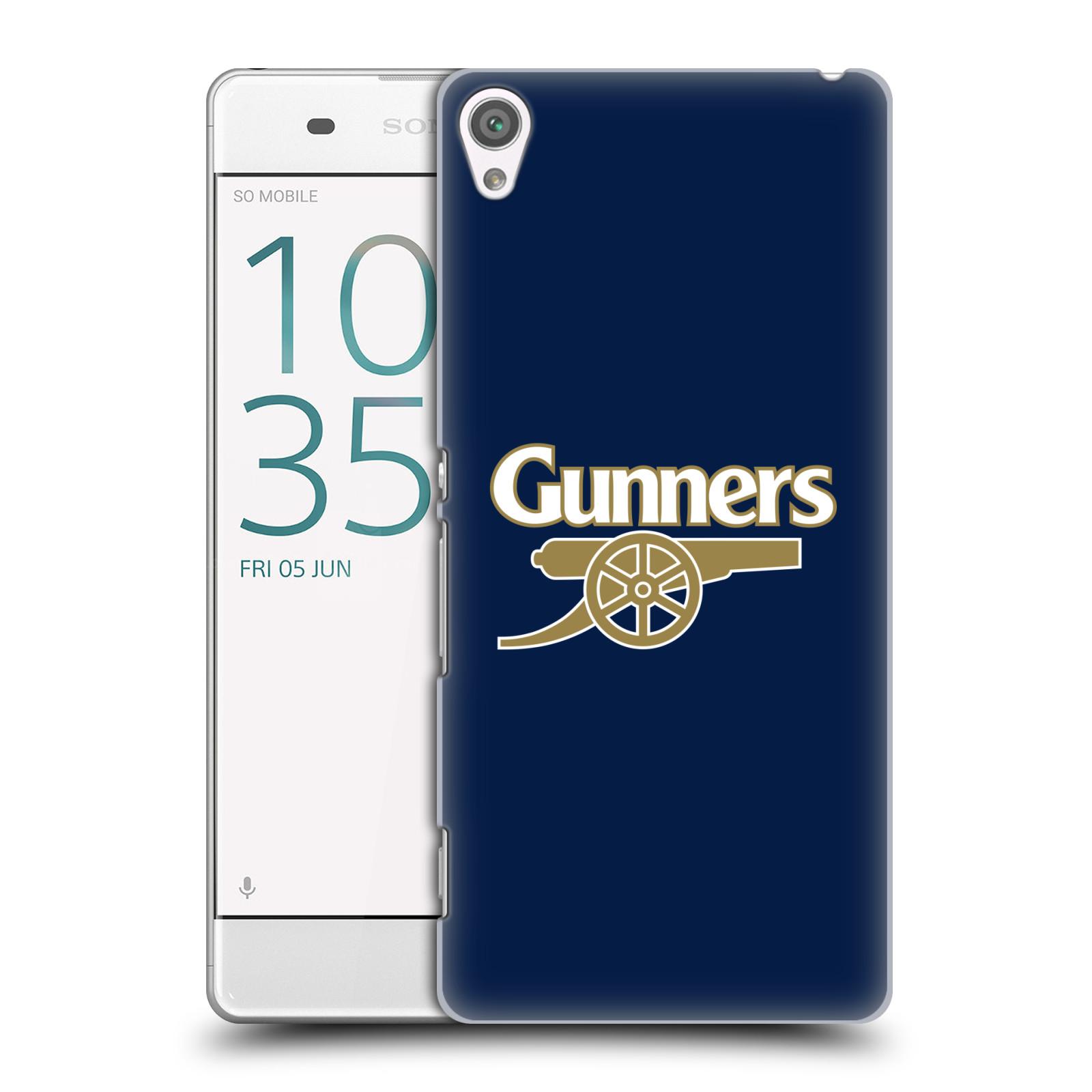 Plastové pouzdro na mobil Sony Xperia XA - Head Case - Arsenal FC - Gunners
