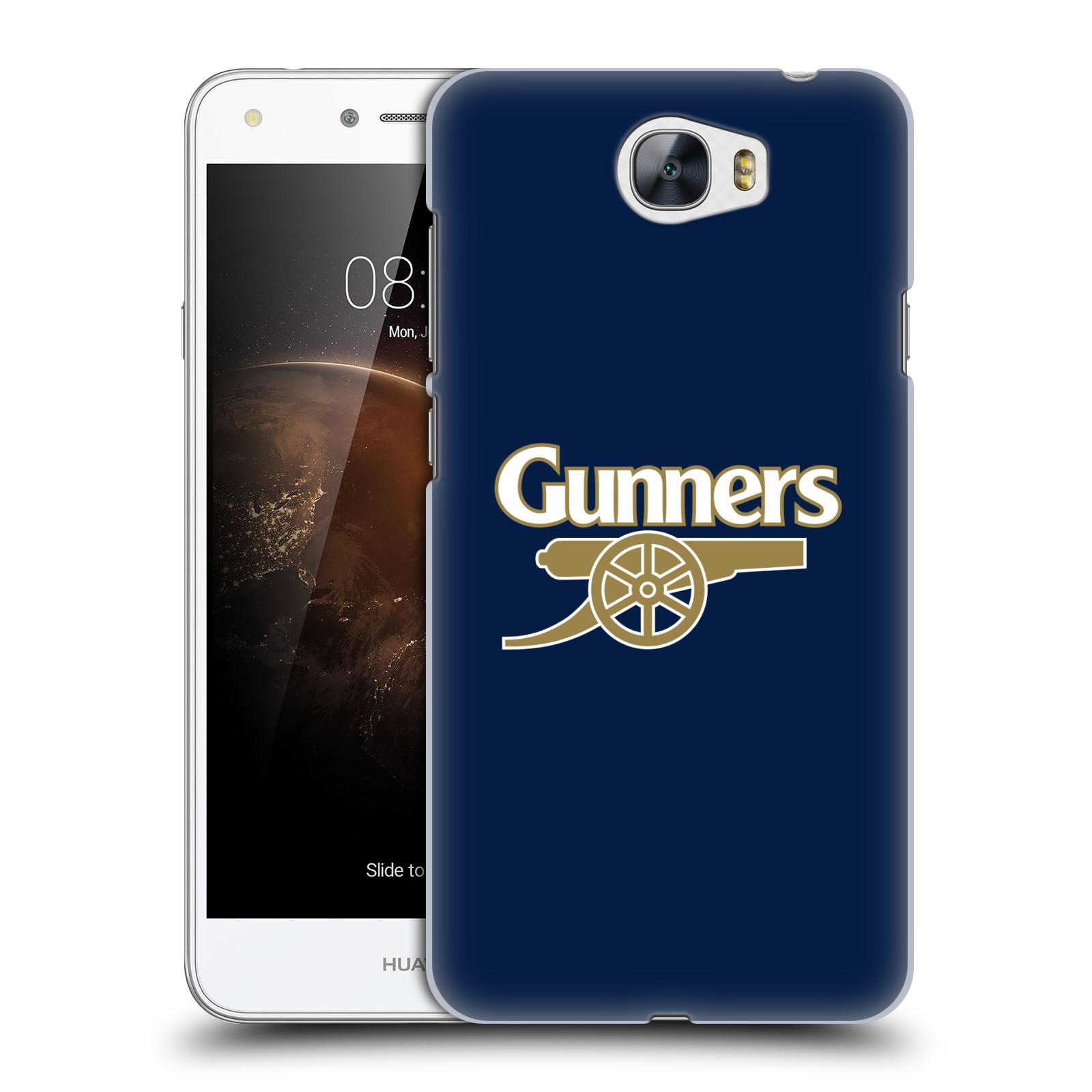 Plastové pouzdro na mobil Huawei Y5 II - Head Case - Arsenal FC - Gunners