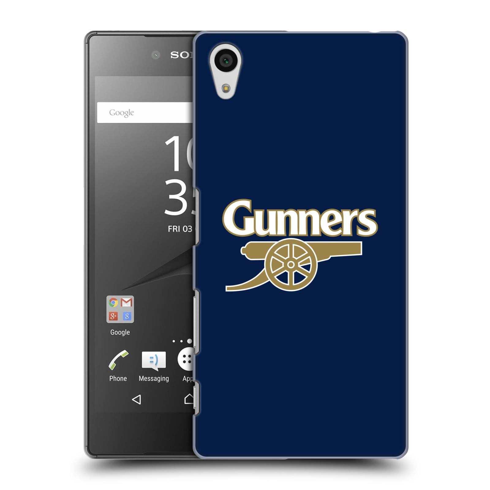 Plastové pouzdro na mobil Sony Xperia Z5 - Head Case - Arsenal FC - Gunners