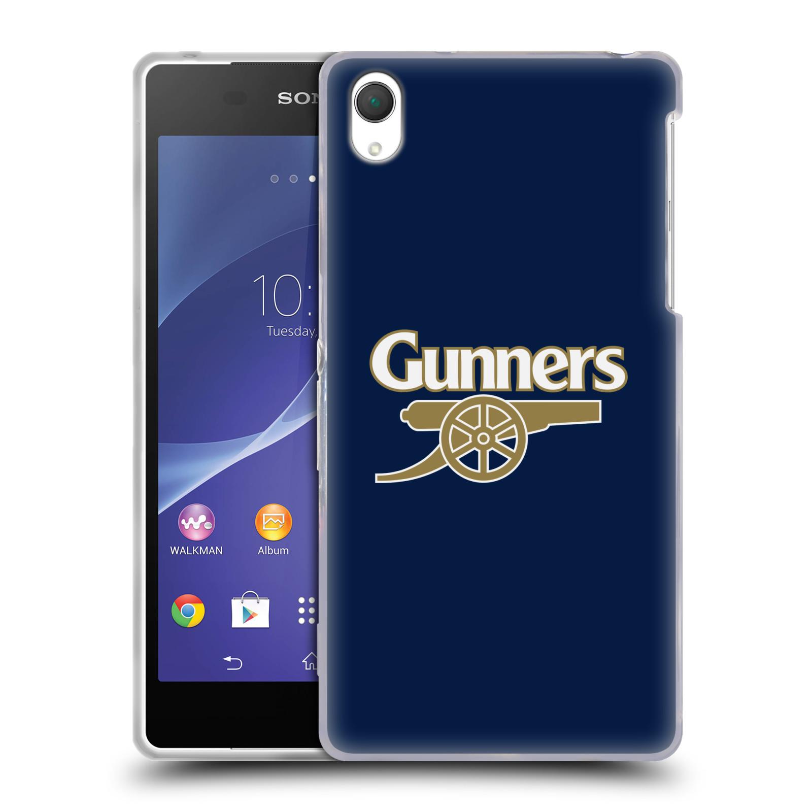 Silikonové pouzdro na mobil Sony Xperia Z2 D6503 - Head Case - Arsenal FC - Gunners