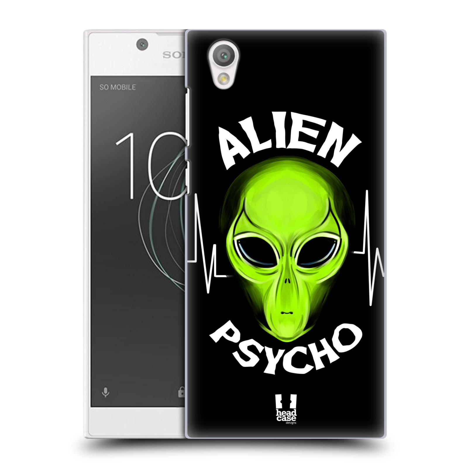 Plastové pouzdro na mobil Sony Xperia L1 - Head Case - ALIENS PSYCHO