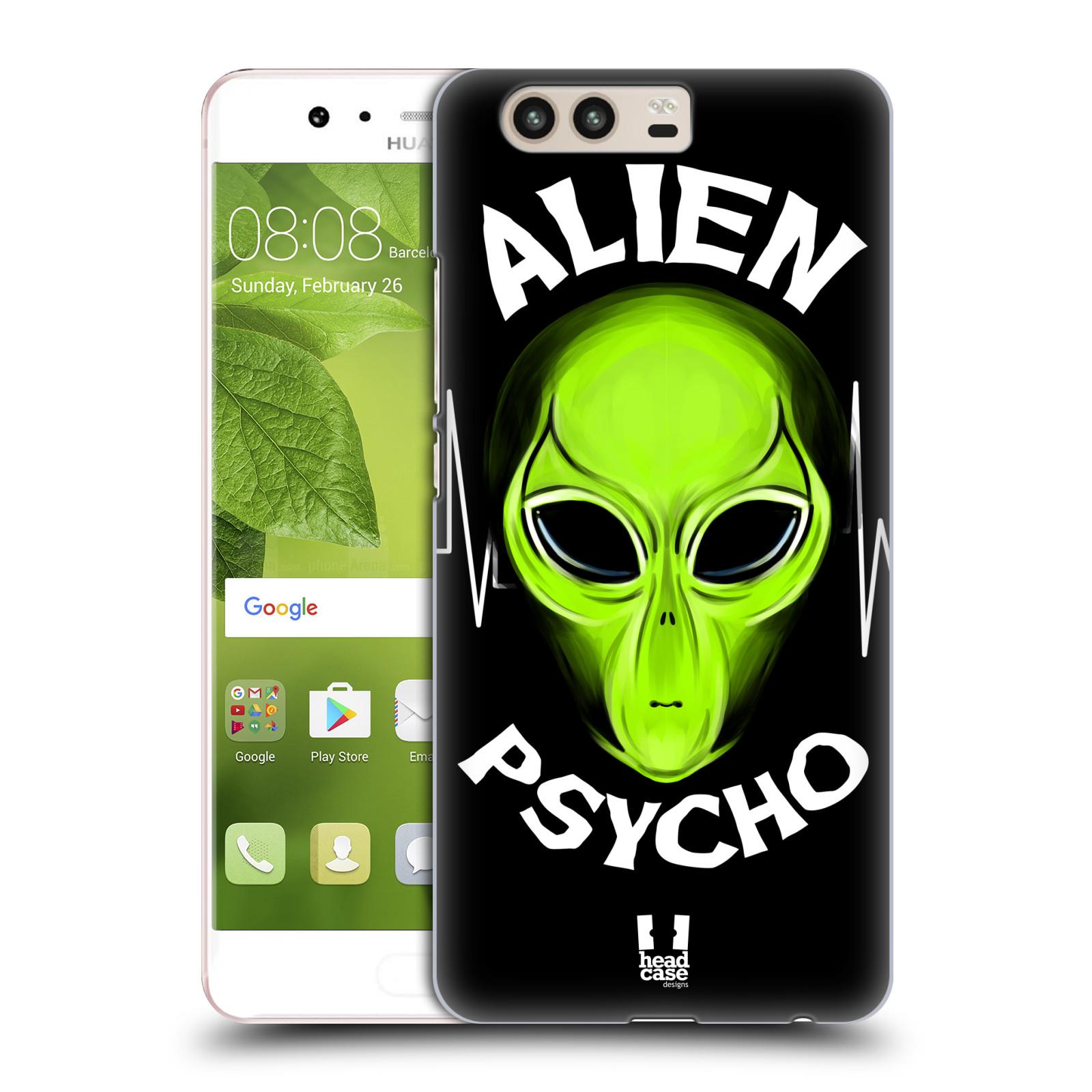 Plastové pouzdro na mobil Huawei P10 - Head Case ALIENS PSYCHO