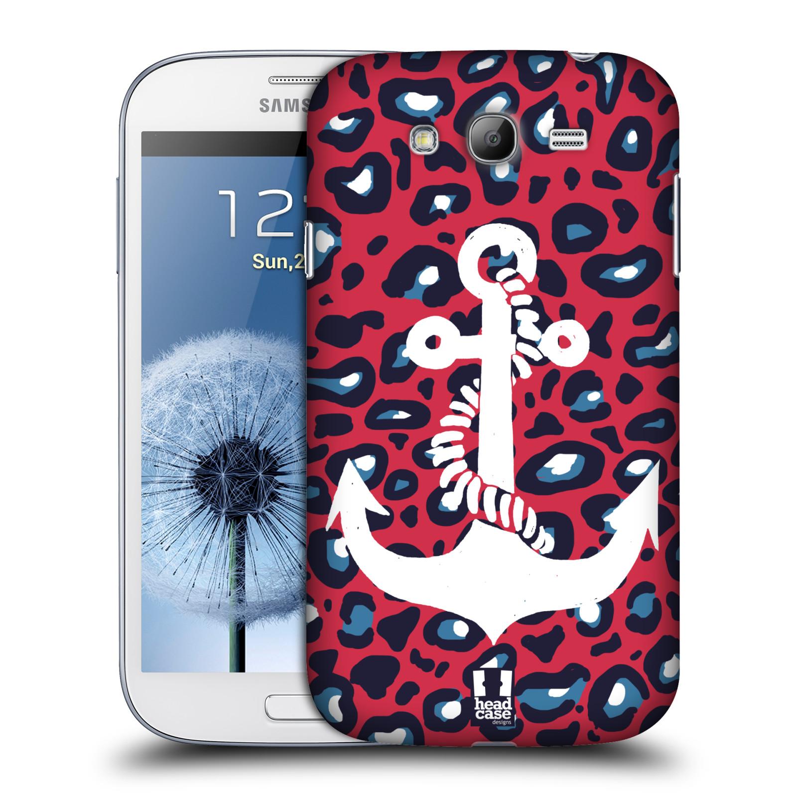 Plastové pouzdro na mobil Samsung Galaxy Grand Neo Plus HEAD CASE KOTVA LEOPARDÍ (Kryt či obal na mobilní telefon Samsung Galaxy Grand Neo Plus GT-i9060i)