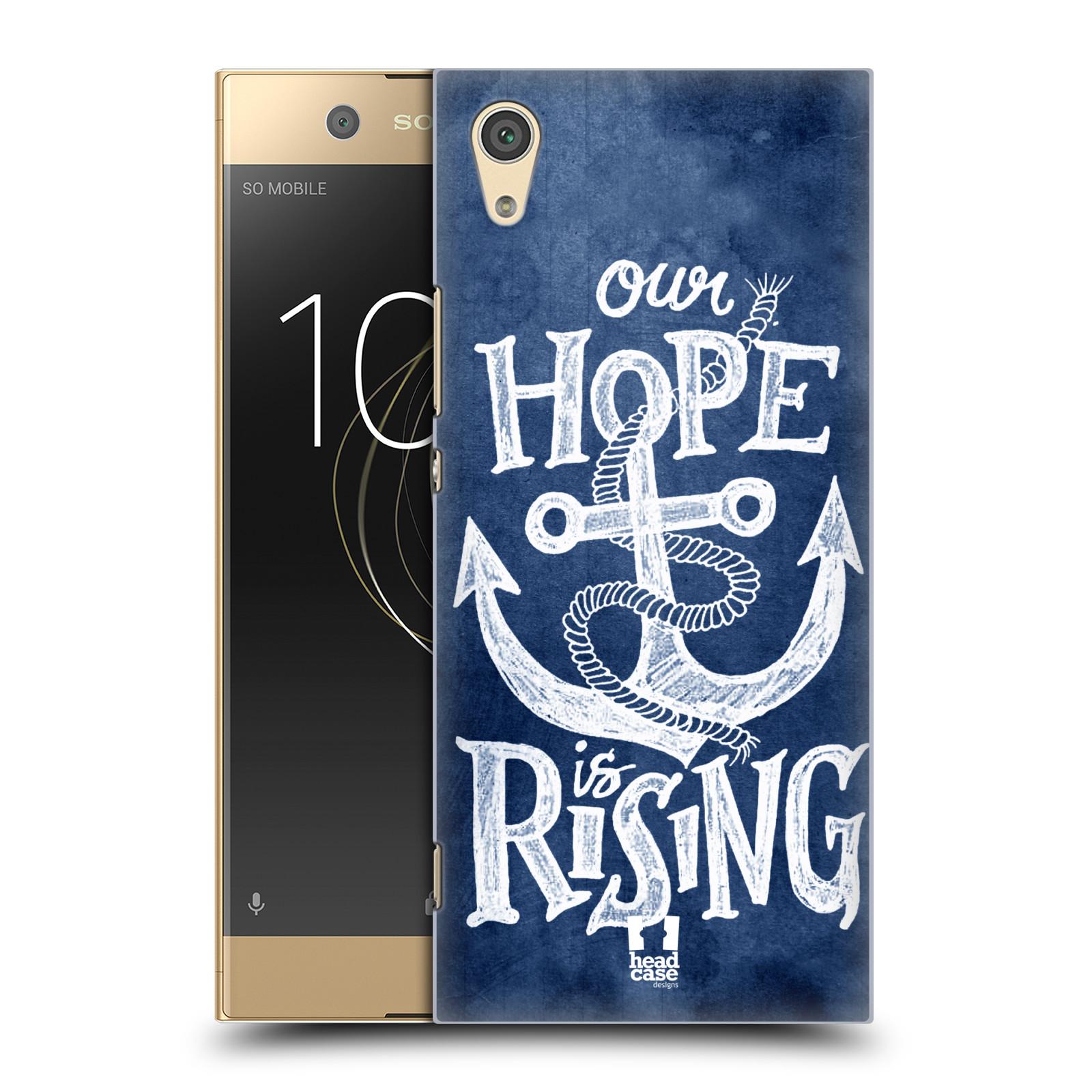 Plastové pouzdro na mobil Sony Xperia XA1 - Head Case - KOTVA RISING