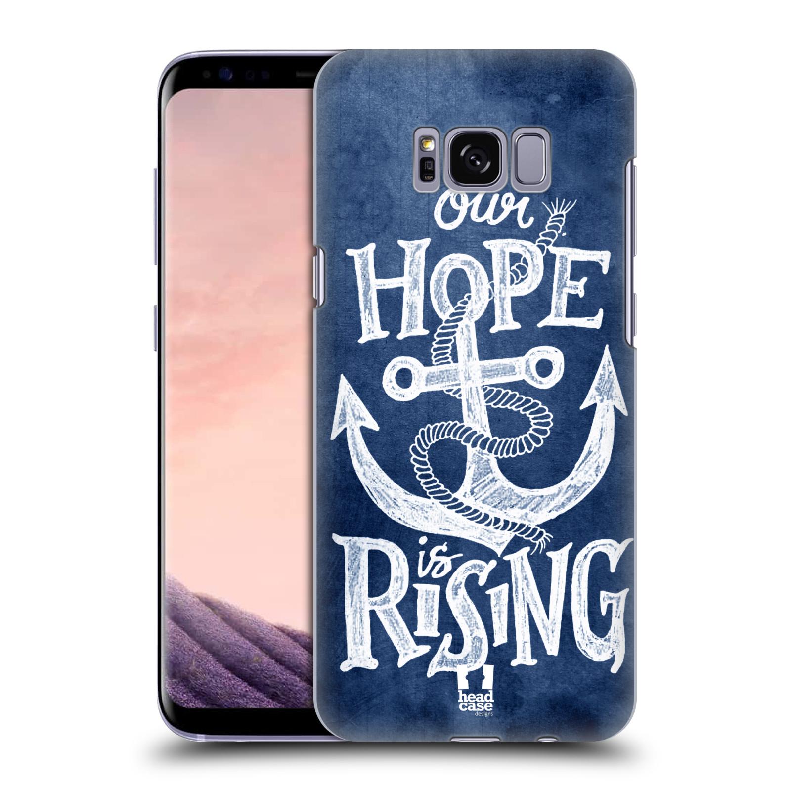Plastové pouzdro na mobil Samsung Galaxy S8 Head Case KOTVA RISING