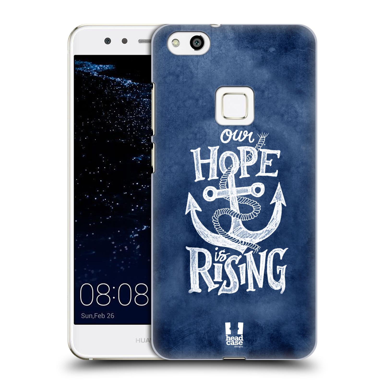 Plastové pouzdro na mobil Huawei P10 Lite Head Case - KOTVA RISING (Plastový kryt či obal na mobilní telefon Huawei P10 Lite Dual SIM (LX1/LX1A))