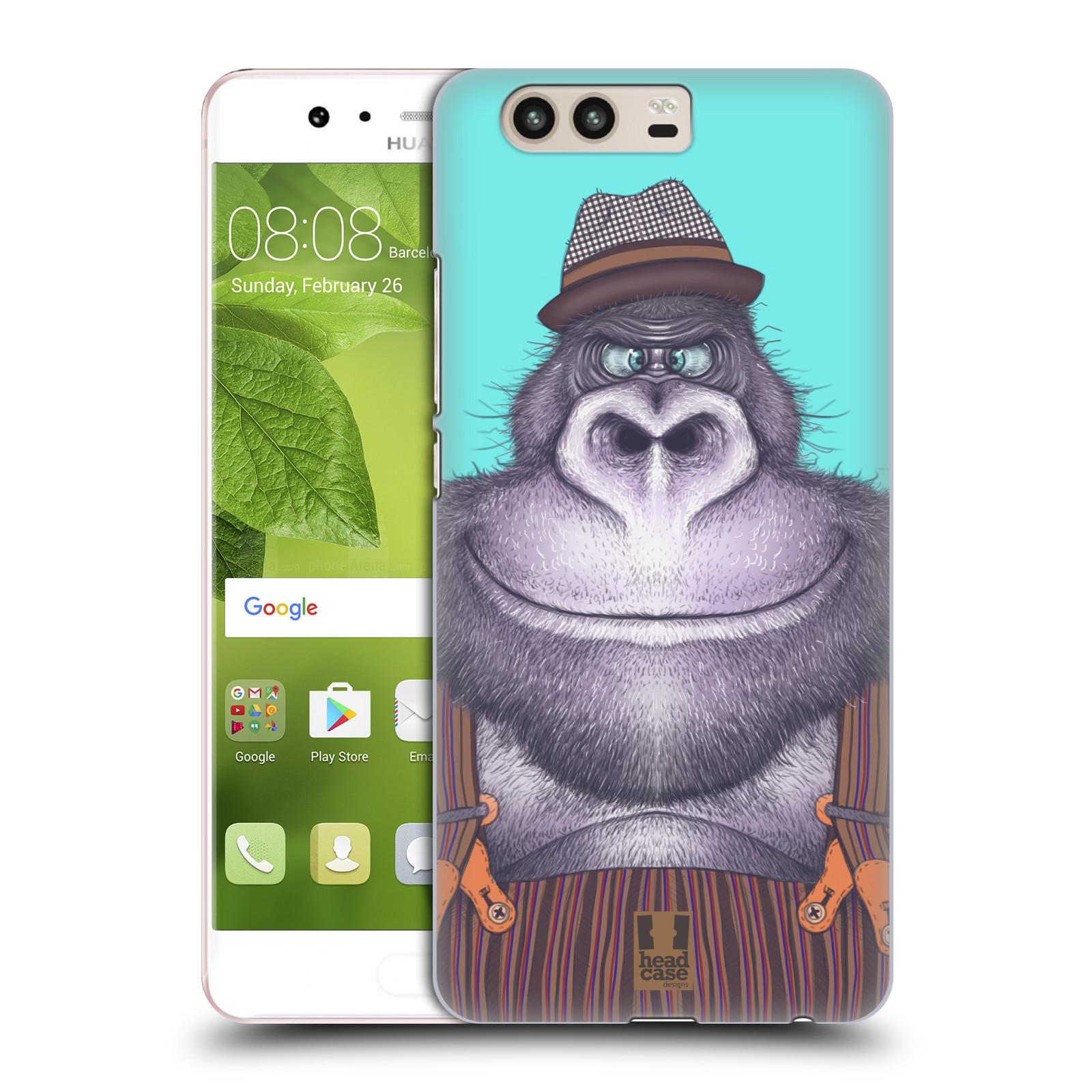 Plastové pouzdro na mobil Huawei P10 - Head Case ANIMPLA GORILÁK