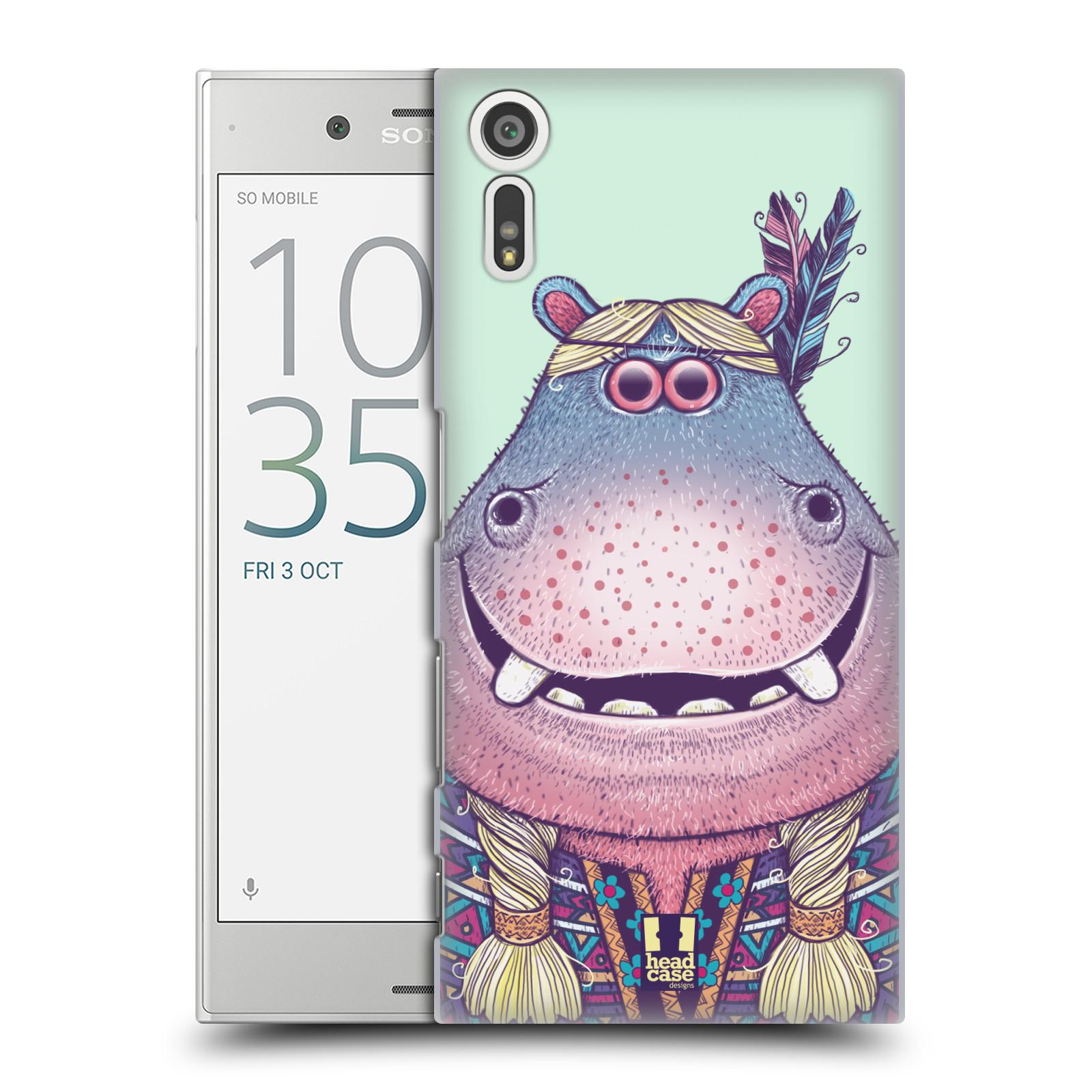 Plastové pouzdro na mobil Sony Xperia XZ - Head Case ANIMPLA HROŠICE