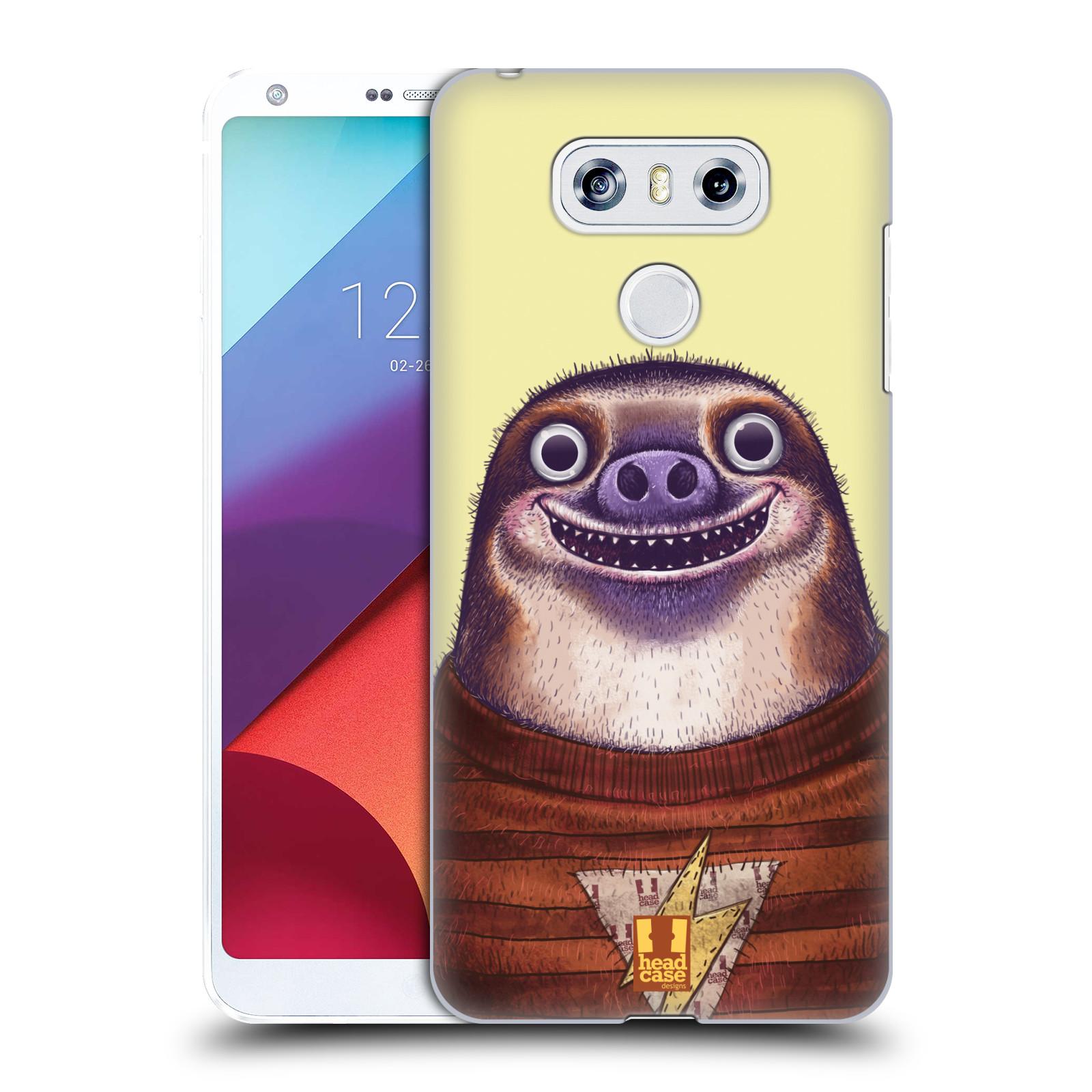 Plastové pouzdro na mobil LG G6 - Head Case ANIMPLA LENOCHOD
