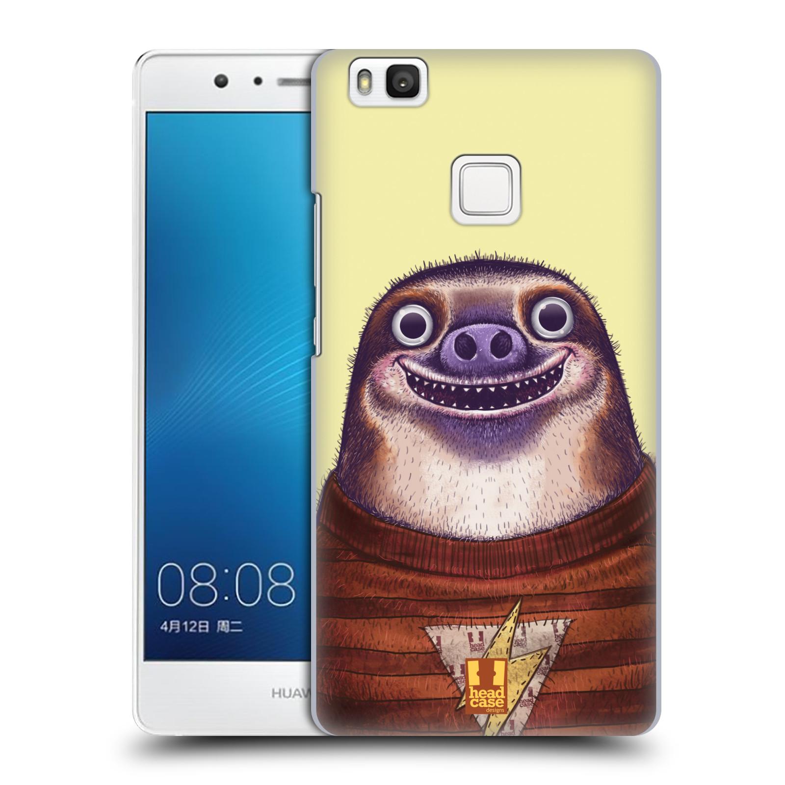 Plastové pouzdro na mobil Huawei P9 Lite HEAD CASE ANIMPLA LENOCHOD