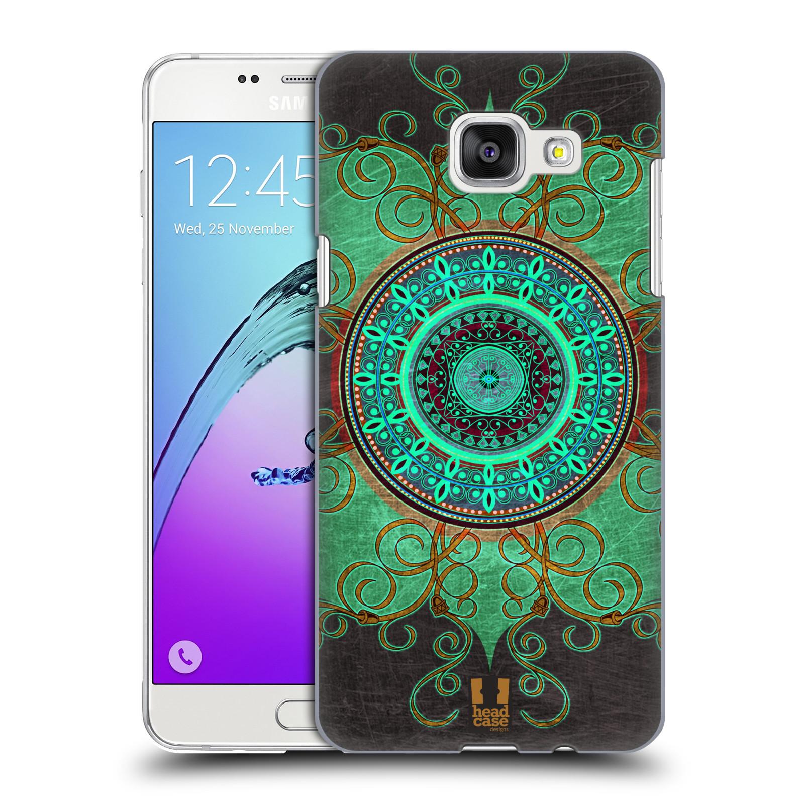 Plastové pouzdro na mobil Samsung Galaxy A5 (2016) HEAD CASE ARAB MANDALA
