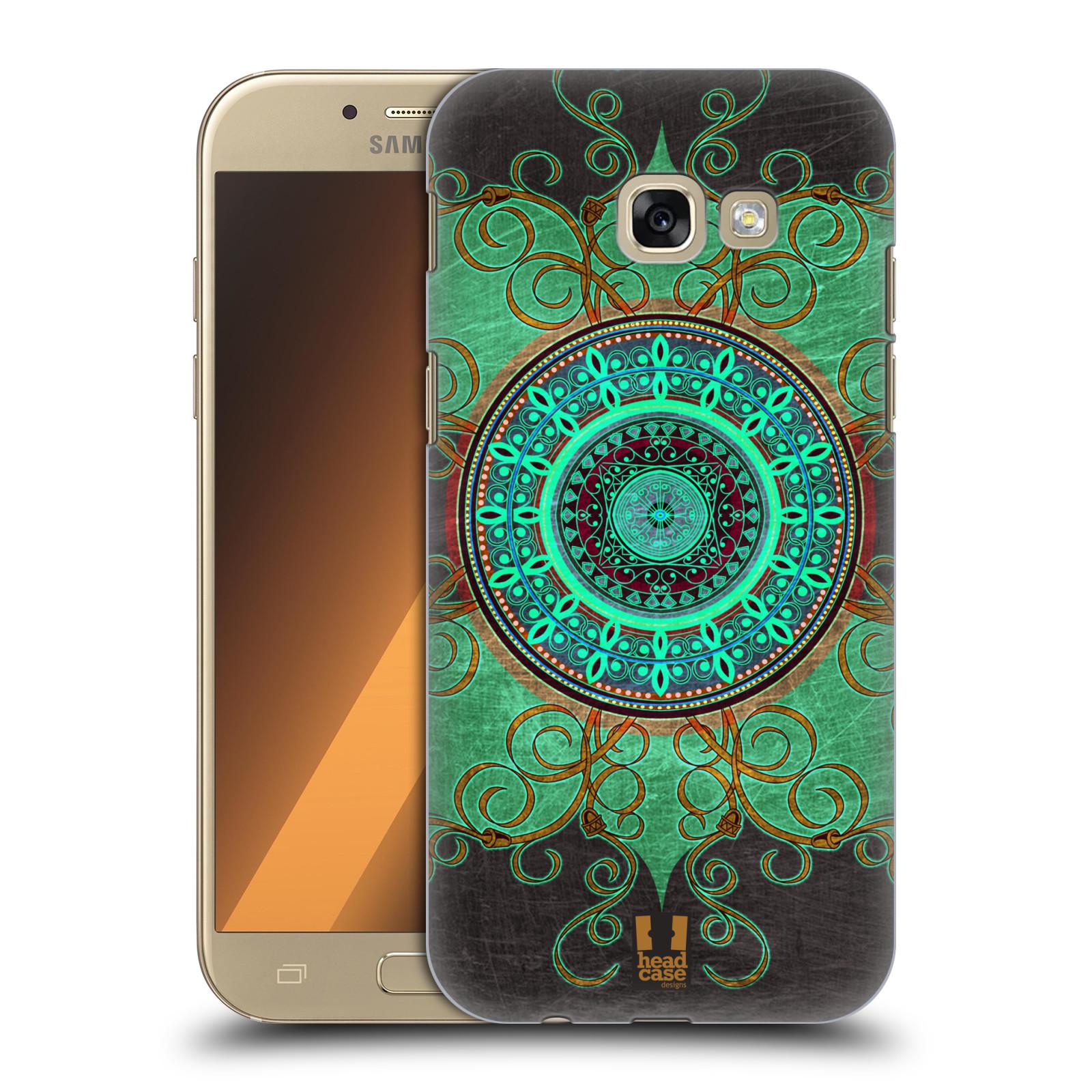 Plastové pouzdro na mobil Samsung Galaxy A5 (2017) HEAD CASE ARAB MANDALA