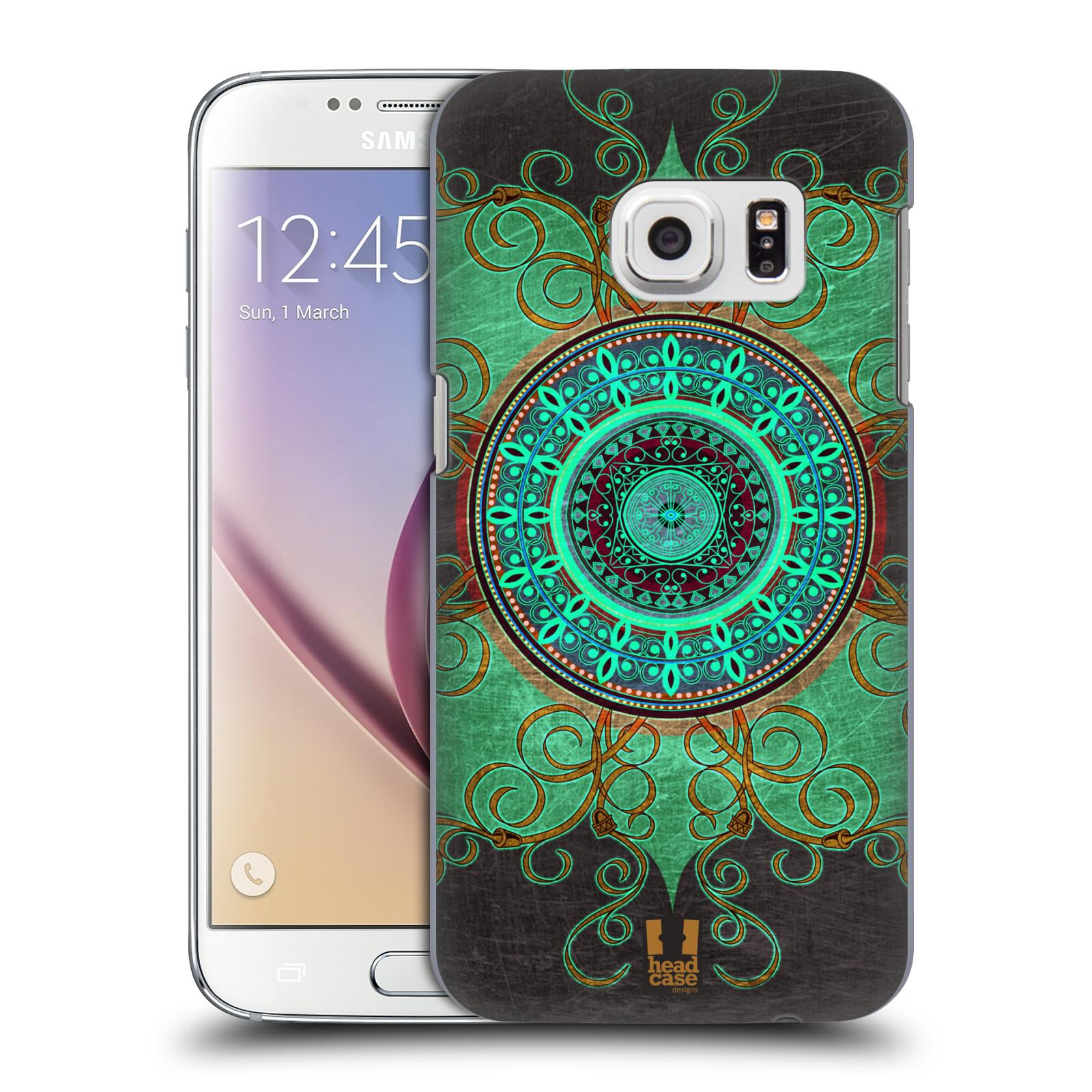 Plastové pouzdro na mobil Samsung Galaxy S7 HEAD CASE ARAB MANDALA (Kryt či obal na mobilní telefon Samsung Galaxy S7 SM-G930F)