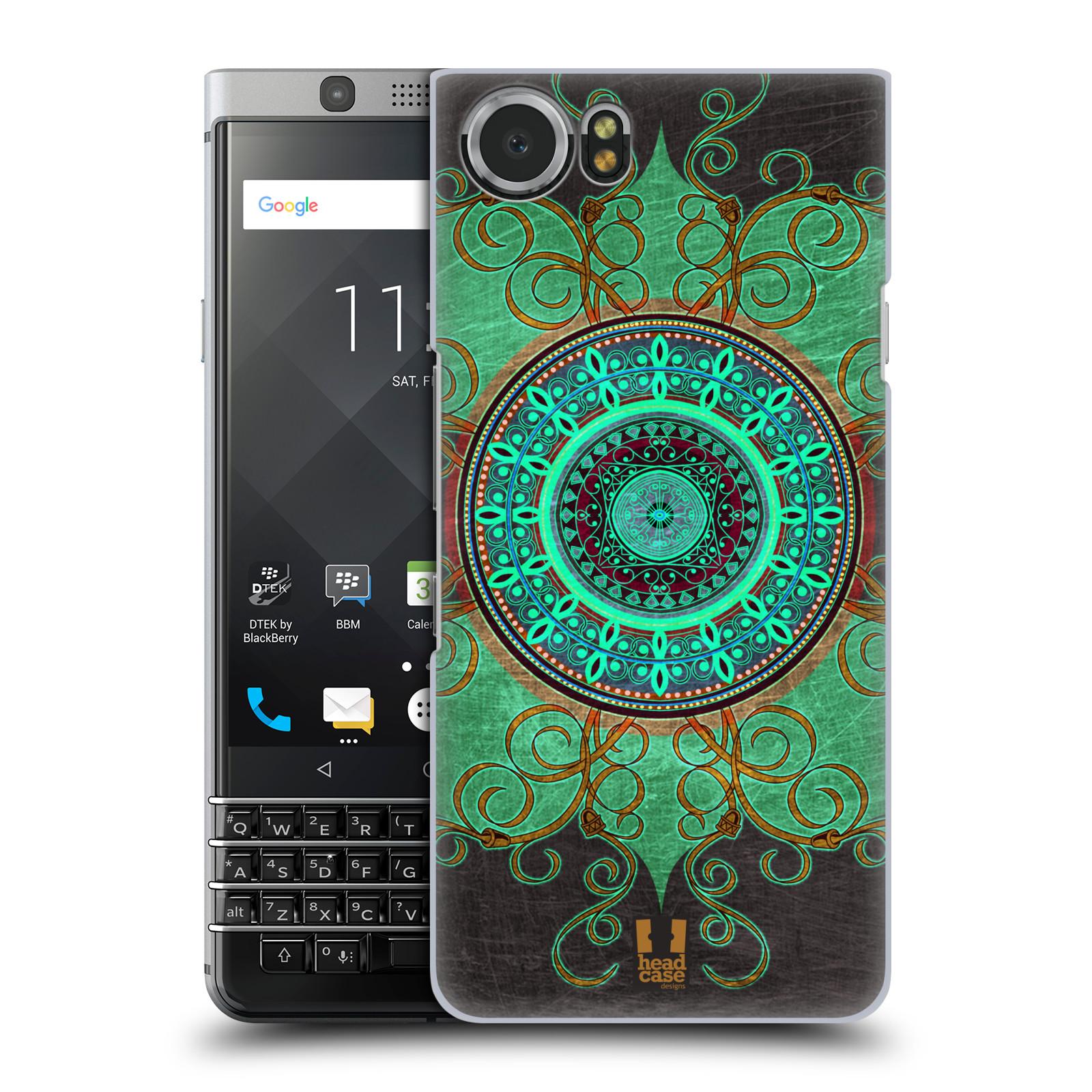 Plastové pouzdro na mobil BlackBerry KEYone - Head Case - ARAB MANDALA