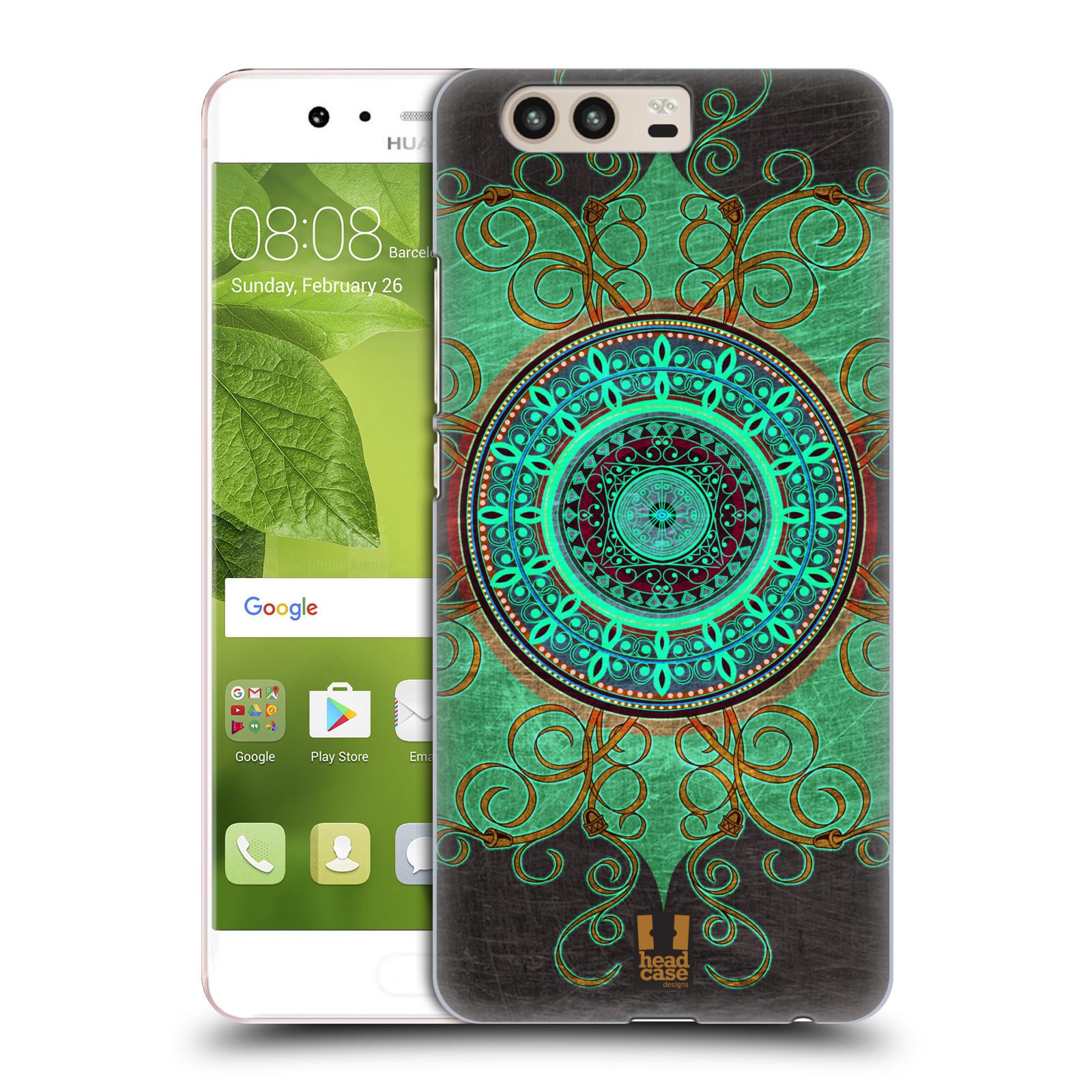 Plastové pouzdro na mobil Huawei P10 - Head Case ARAB MANDALA