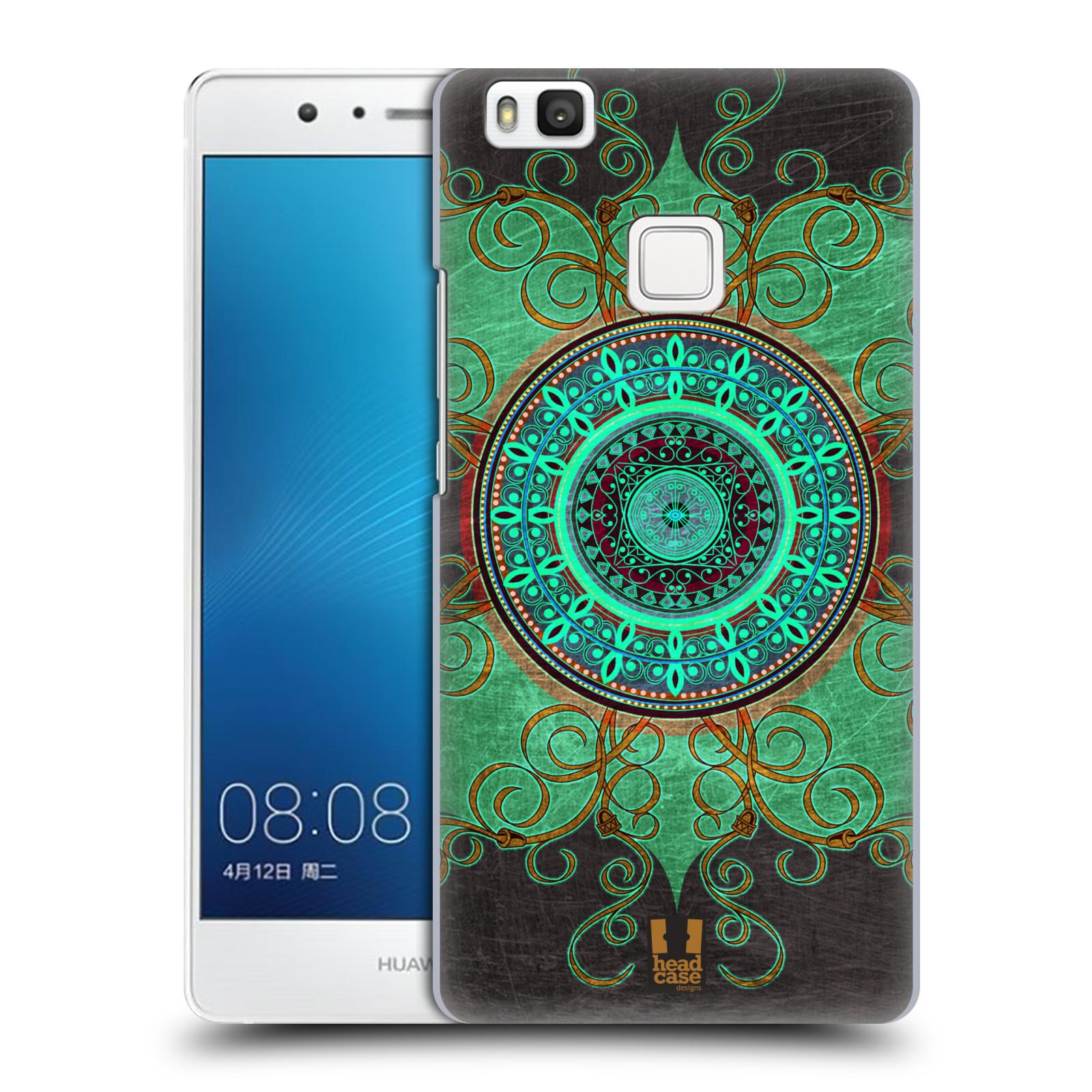 Plastové pouzdro na mobil Huawei P9 Lite HEAD CASE ARAB MANDALA