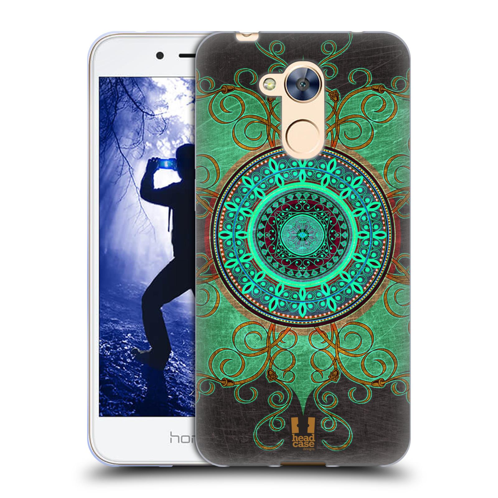 Silikonové pouzdro na mobil Honor 6A - Head Case - ARAB MANDALA