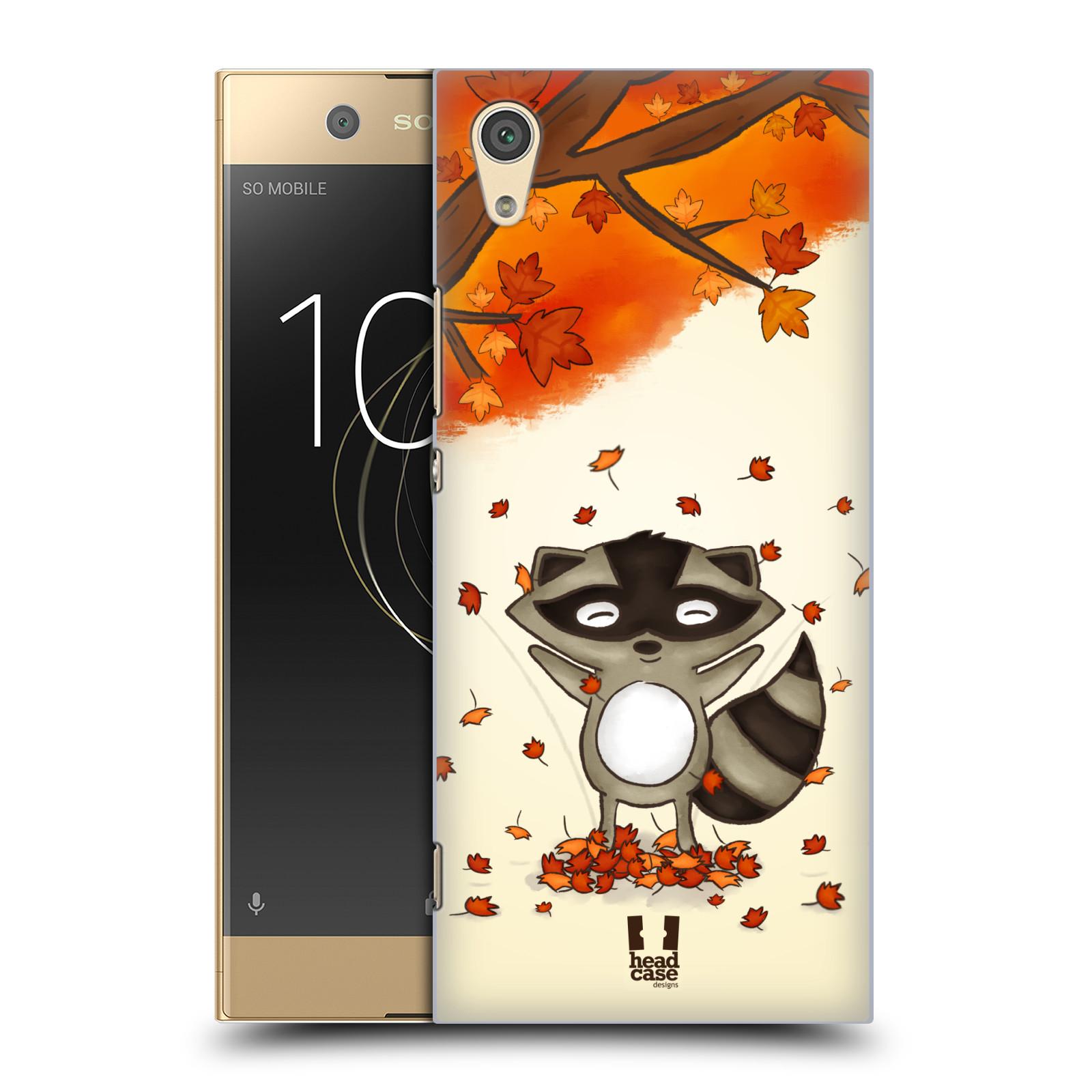 Plastové pouzdro na mobil Sony Xperia XA1 - Head Case - PODZIMNÍ MÝVAL