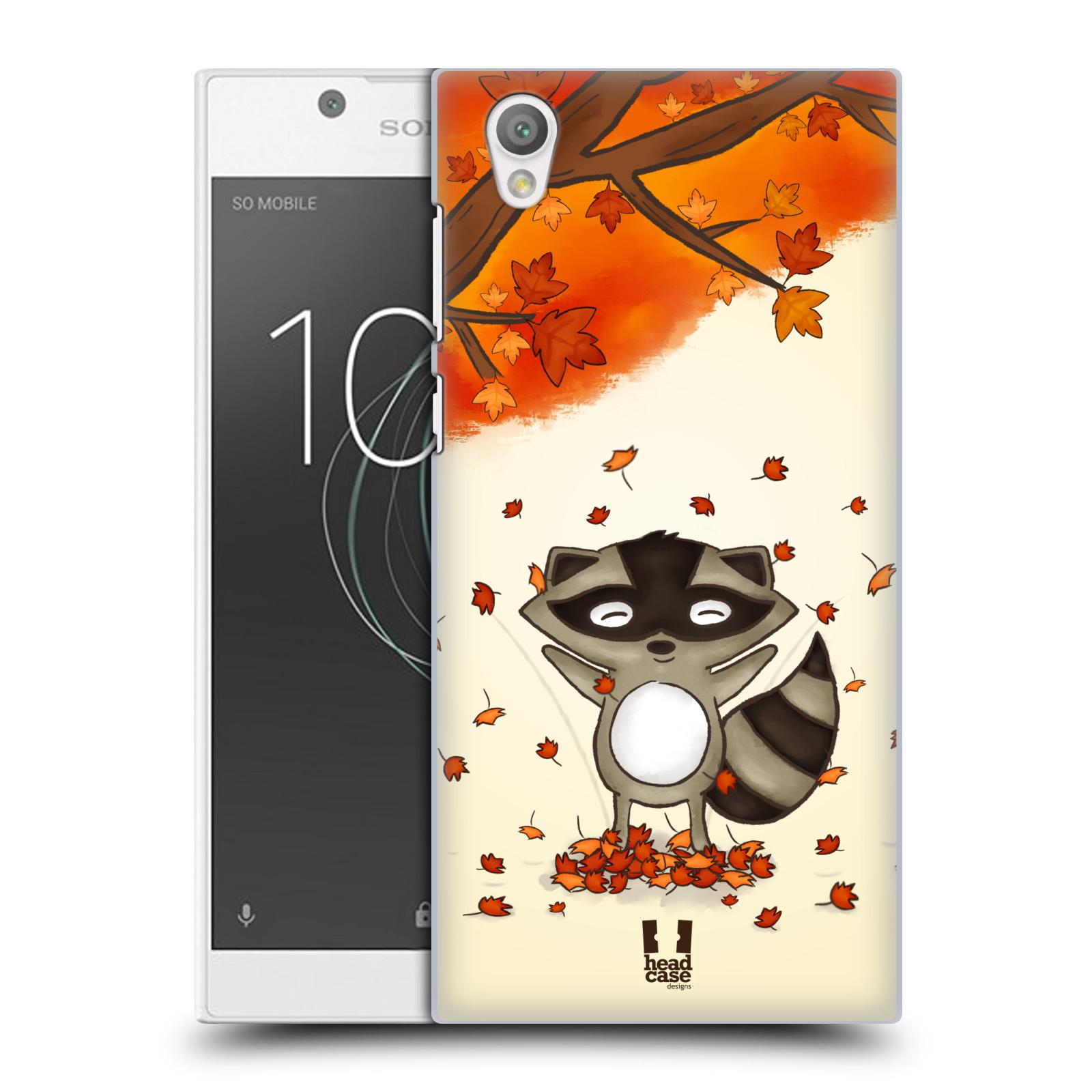 Plastové pouzdro na mobil Sony Xperia L1 - Head Case - PODZIMNÍ MÝVAL