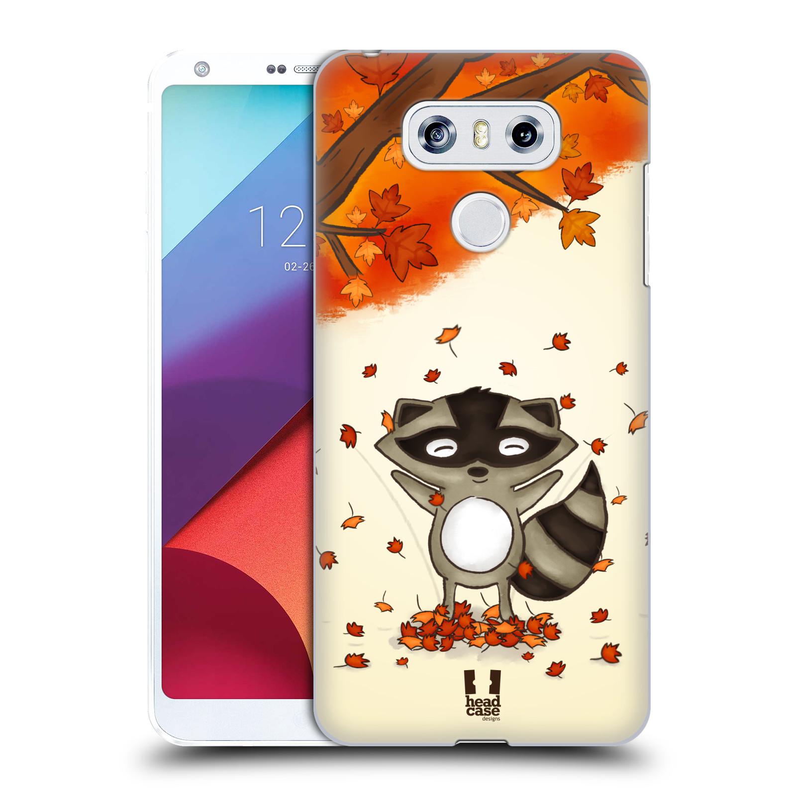 Plastové pouzdro na mobil LG G6 - Head Case PODZIMNÍ MÝVAL