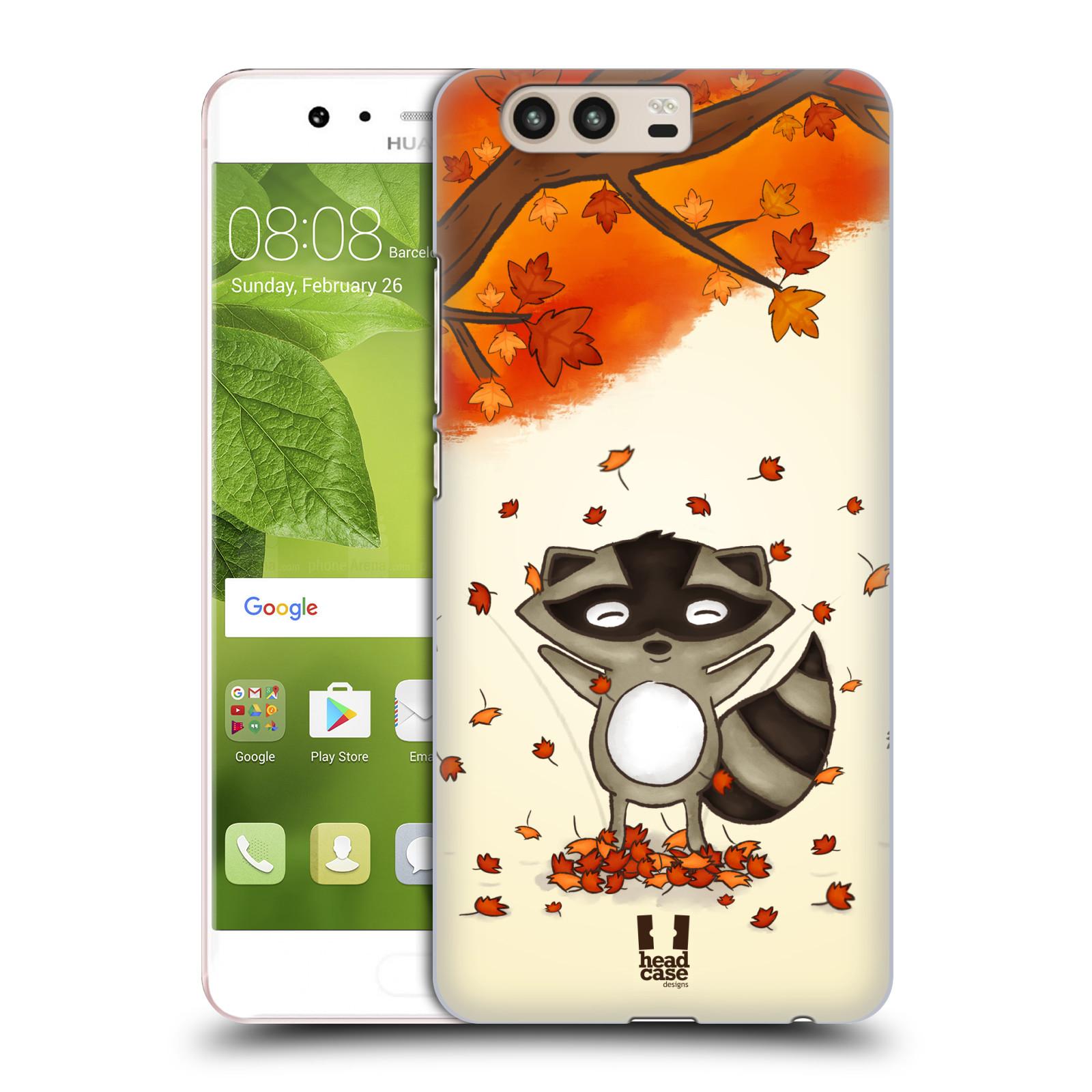 Plastové pouzdro na mobil Huawei P10 - Head Case PODZIMNÍ MÝVAL