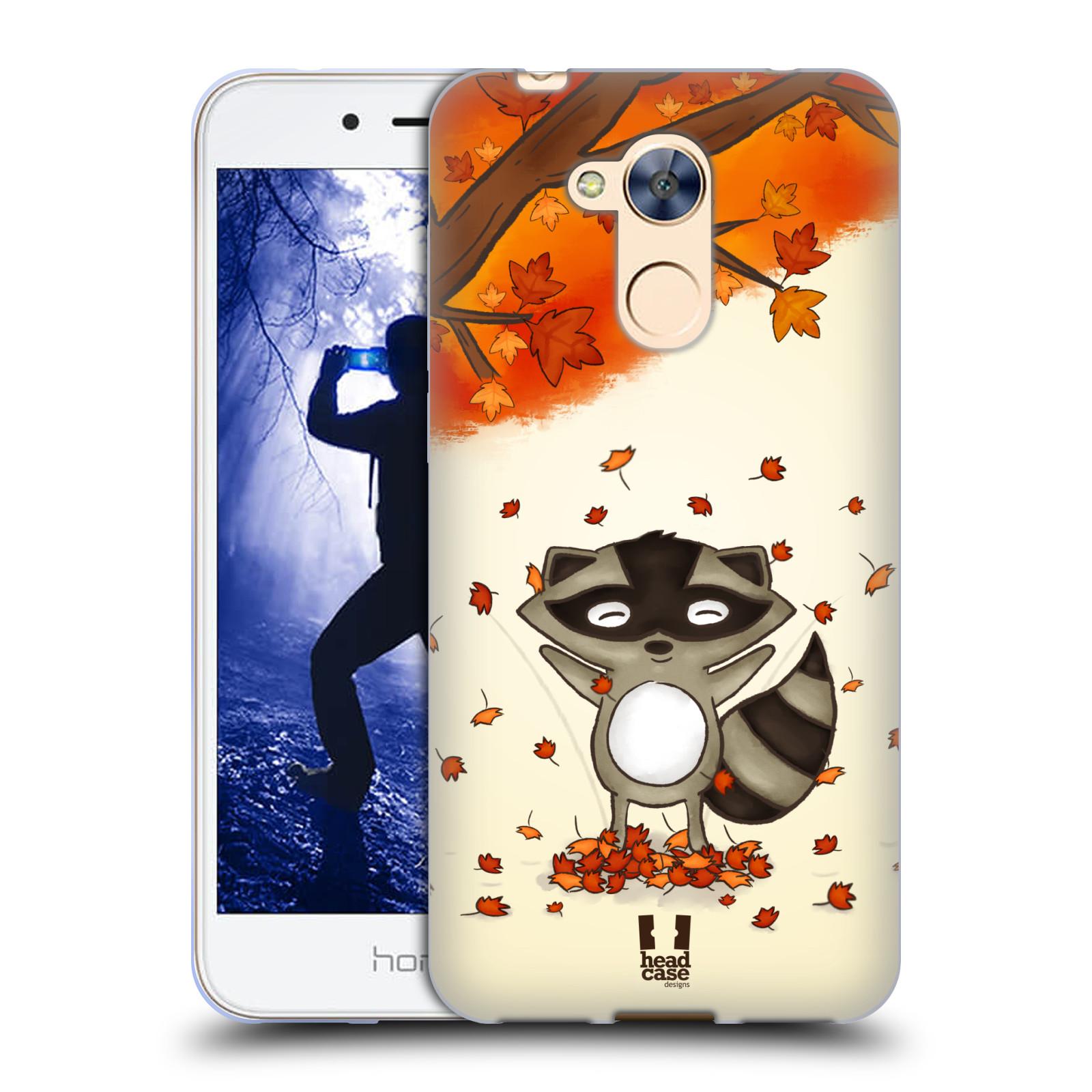 Silikonové pouzdro na mobil Honor 6A - Head Case - PODZIMNÍ MÝVAL