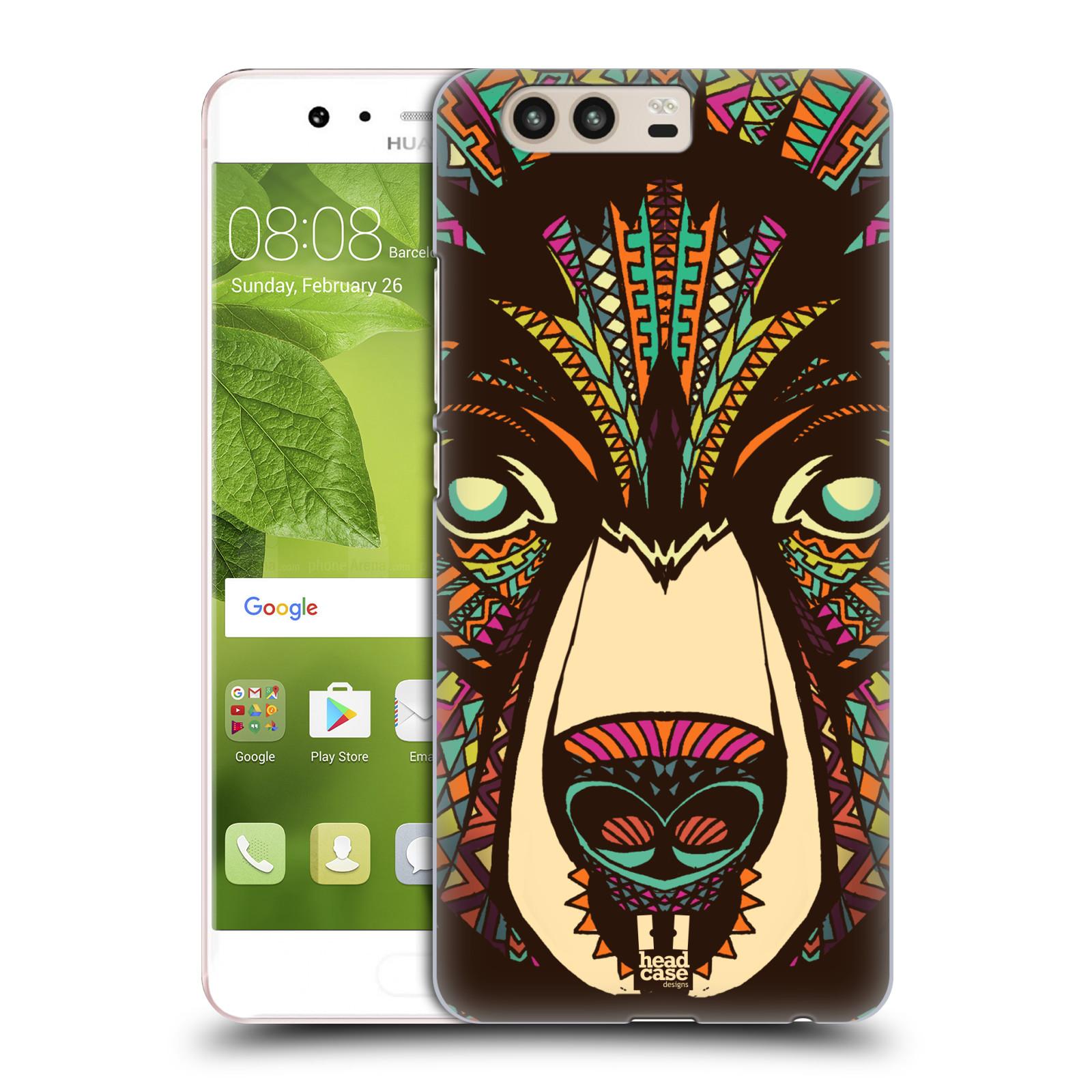 Plastové pouzdro na mobil Huawei P10 - Head Case AZTEC MEDVĚD