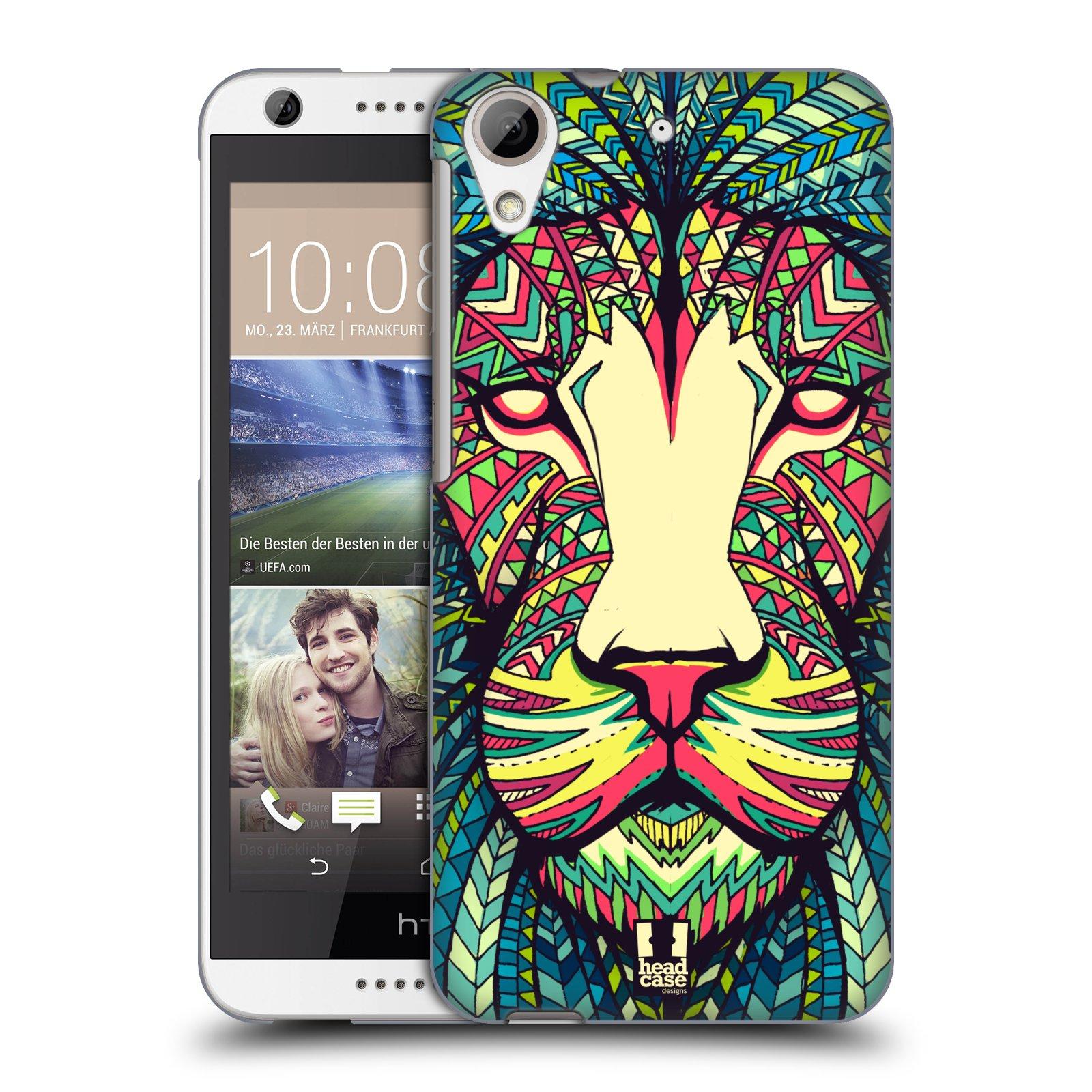 Plastové pouzdro na mobil HTC Desire 626 / 626G HEAD CASE AZTEC LEV (Kryt či obal na mobilní telefon HTC Desire 626G Dual SIM a HTC Desire 626)
