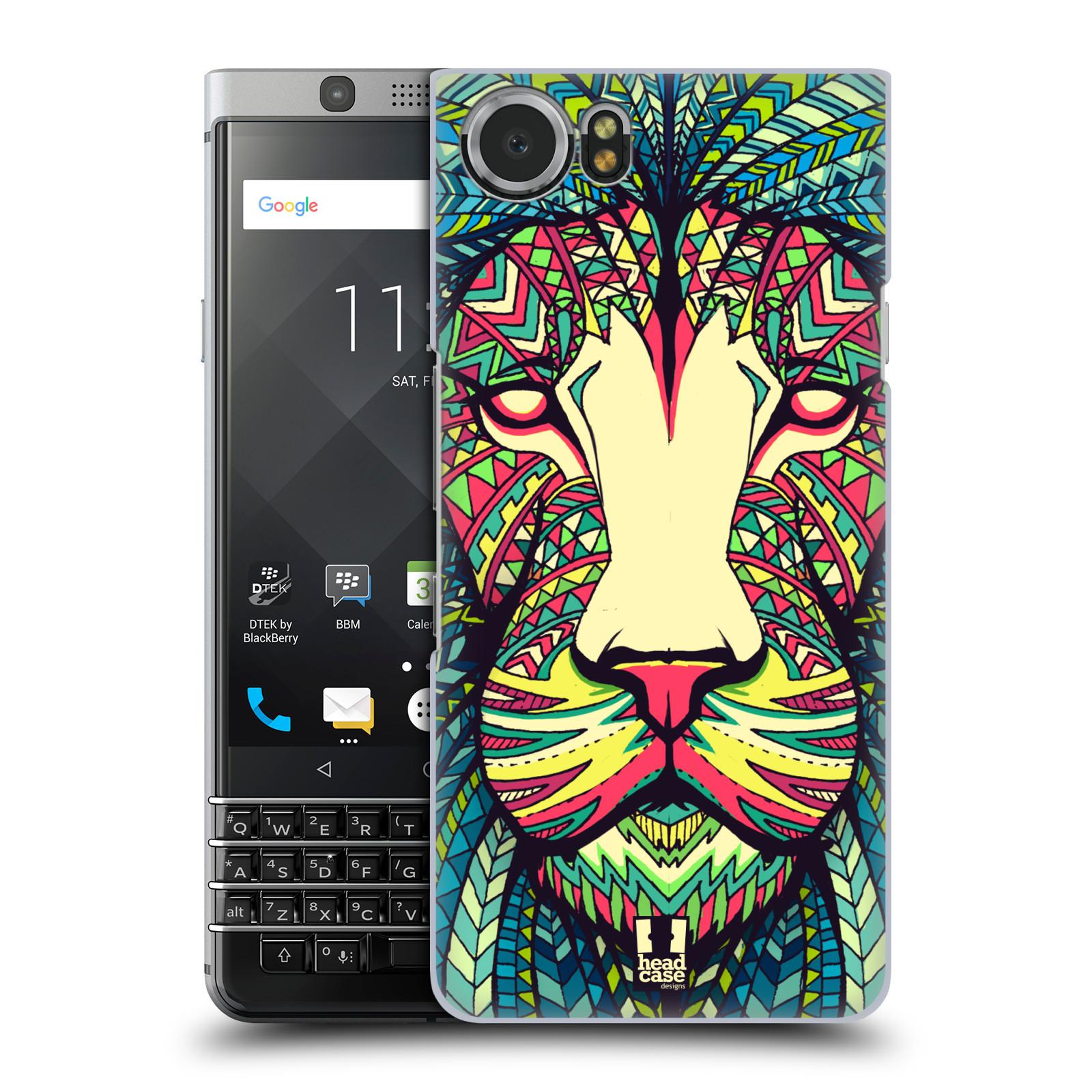 Plastové pouzdro na mobil BlackBerry KEYone - Head Case - AZTEC LEV